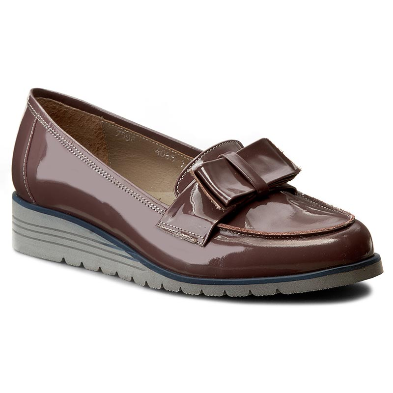 Image of Halbschuhe ANN MEX - 7596 04LC Fiolet