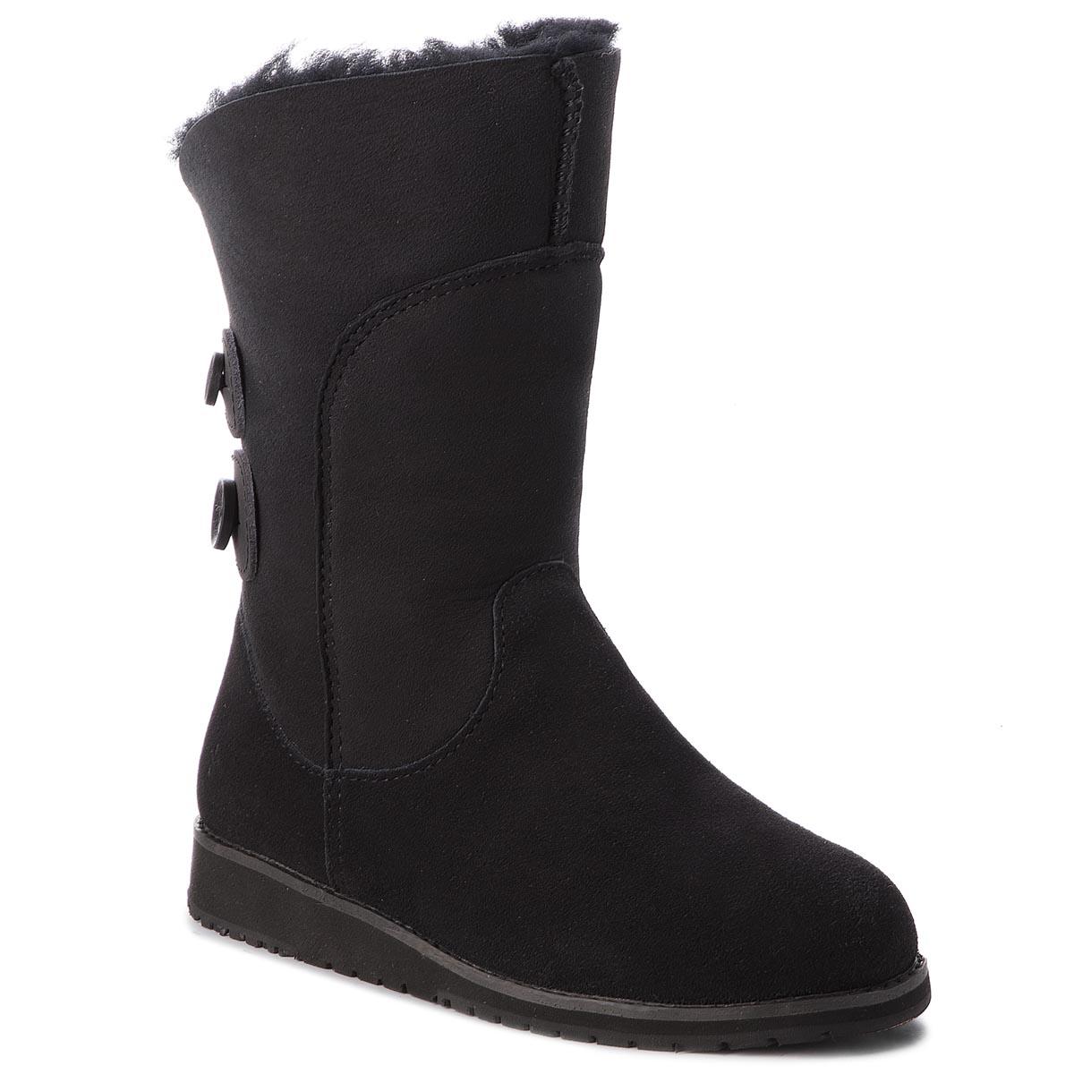Image of Schuhe EMU AUSTRALIA - Anda W11854 Black