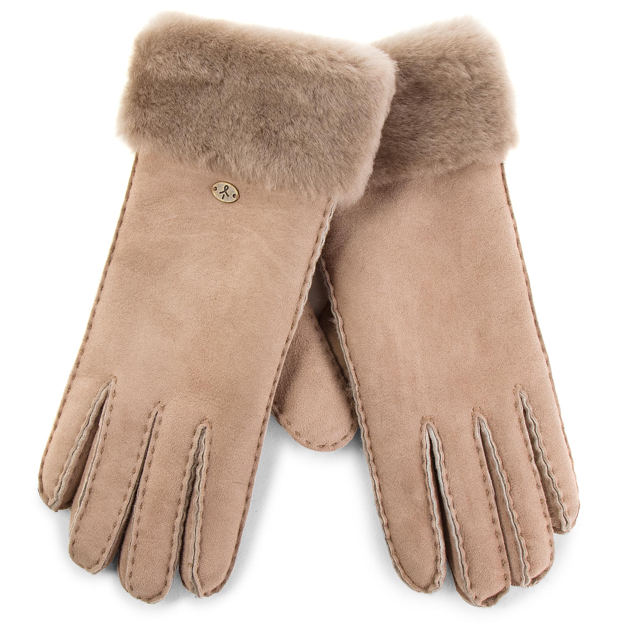 Image of Damenhandschuhe EMU AUSTRALIA - Apollo Bay Gloves Mushroom