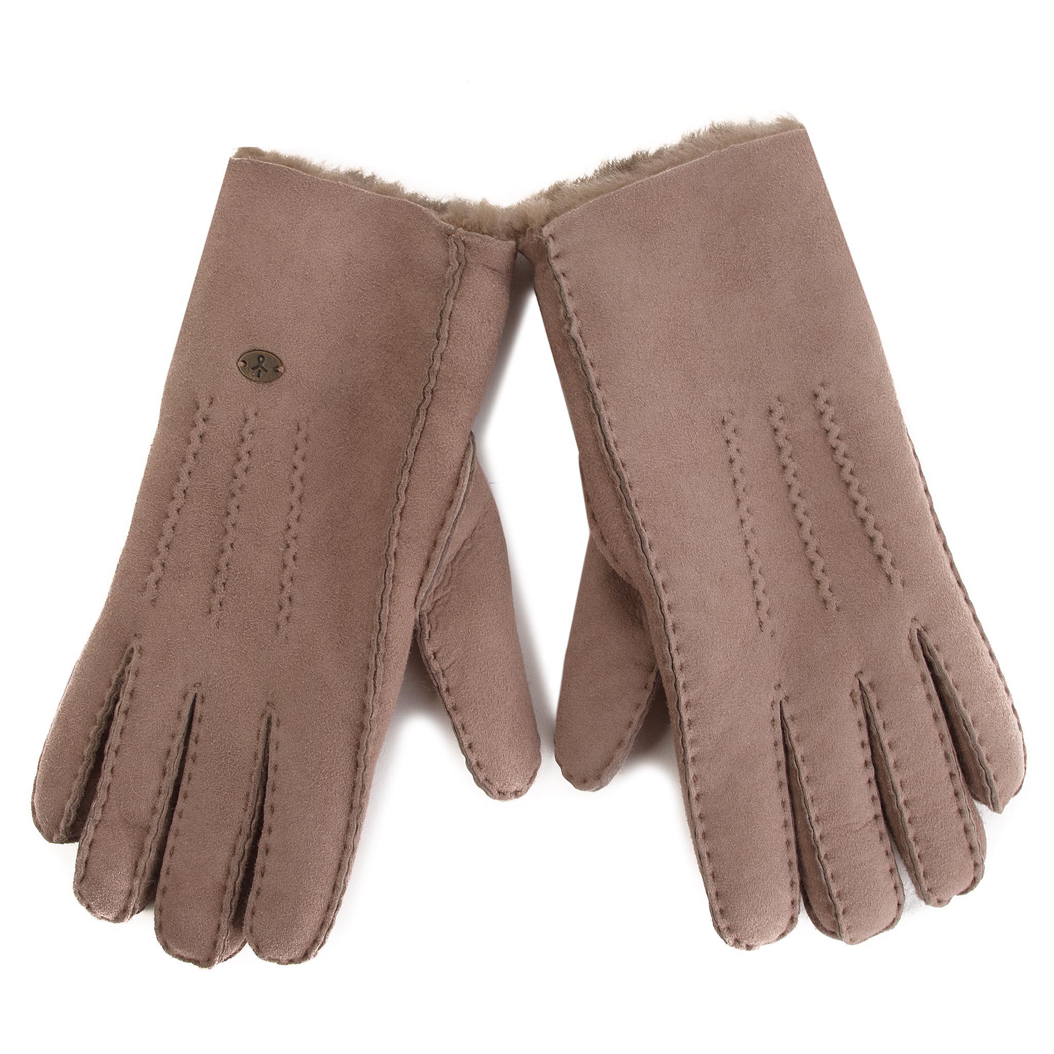 Image of Damenhandschuhe EMU AUSTRALIA - Beech Forest Gloves Mushroom 1
