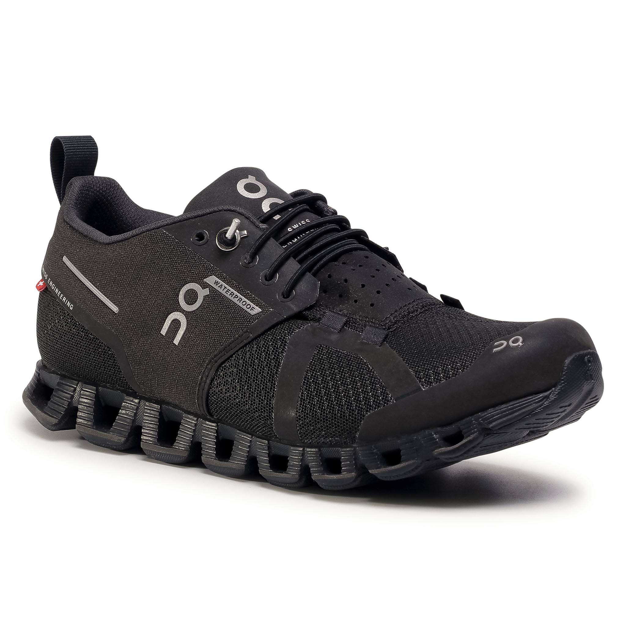 Image of Schuhe ON - Cloud Waterproof 00019 Black 99986