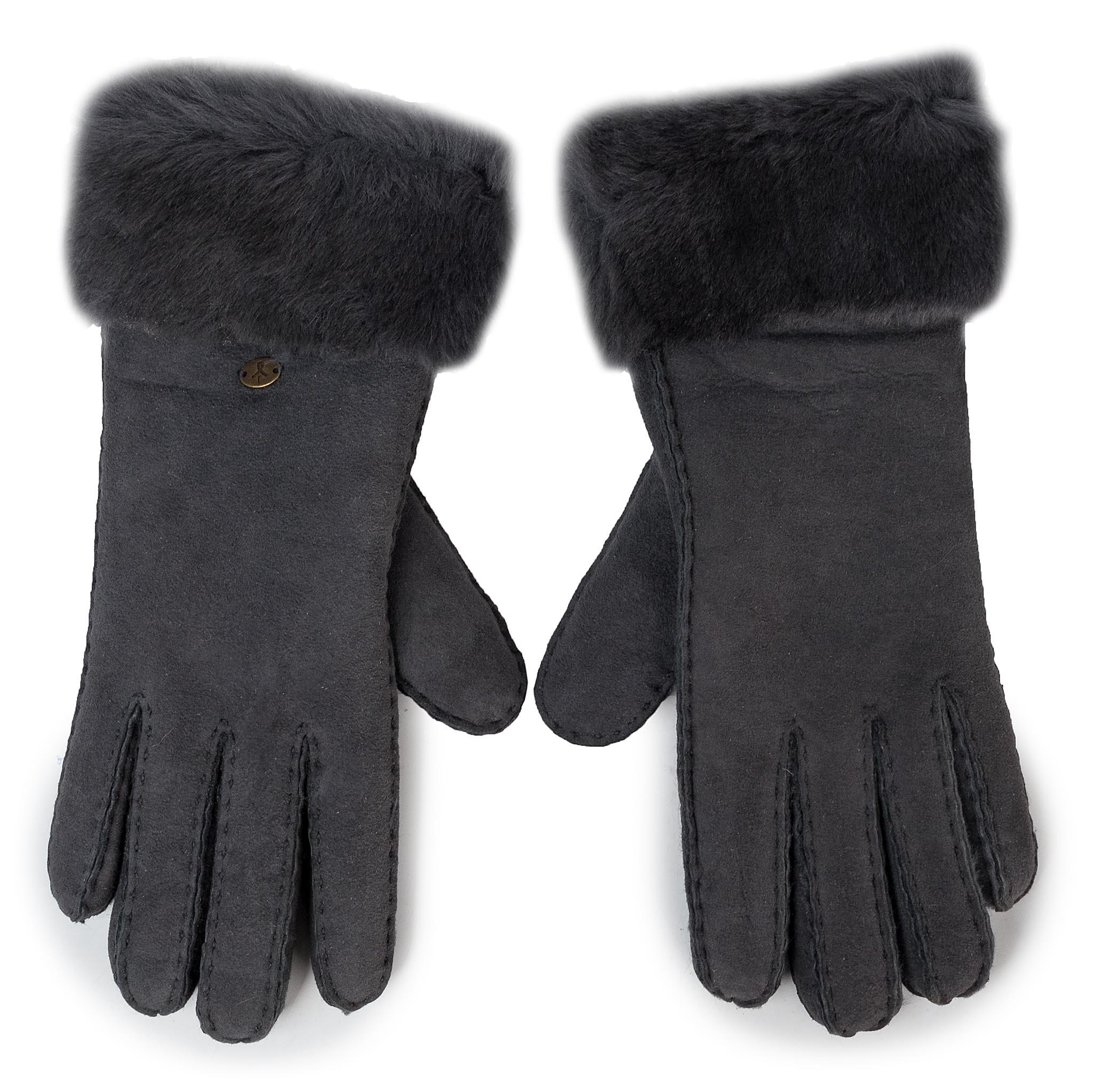 Image of Damenhandschuhe EMU AUSTRALIA - Apollo Bay Gloves Dark Grey