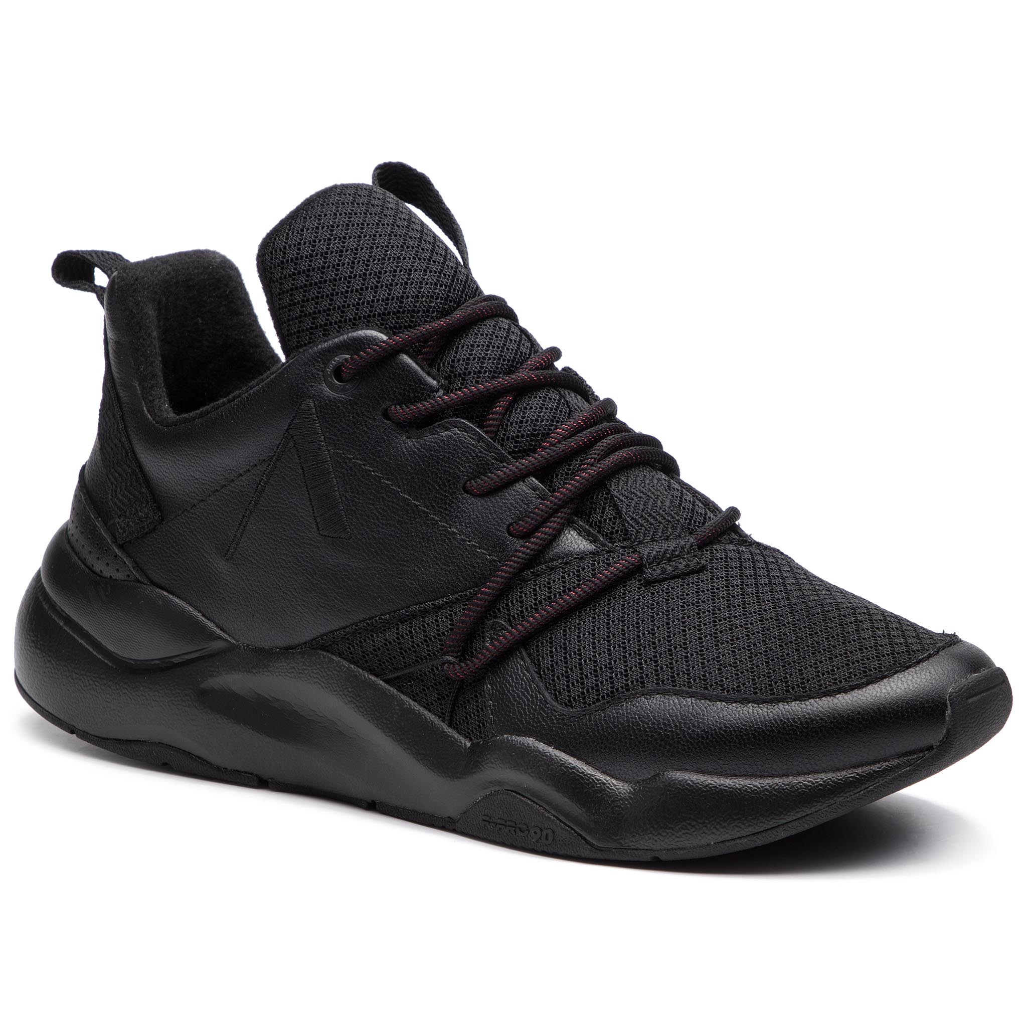 Image of Sneakers ARKK COPENHAGEN - Asymtrix Mesh F-Pro90 ML3002-0099-M Triple Black-Men