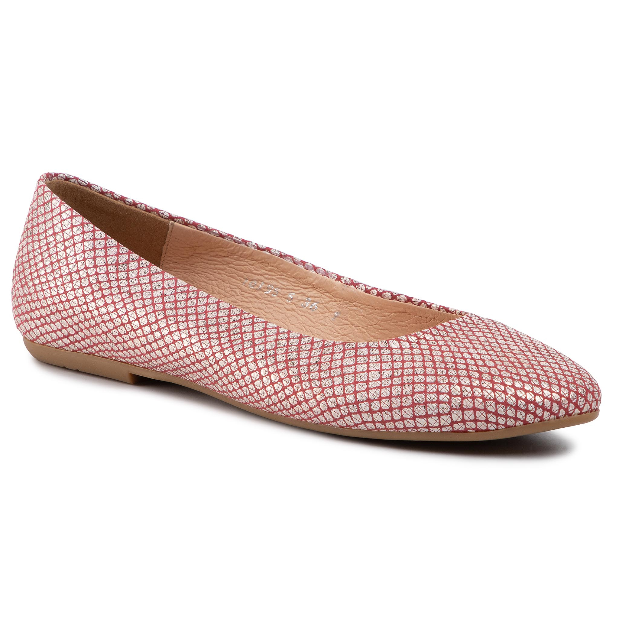Image of Ballerinas BALDACCINI - 1019500 Rose Metal