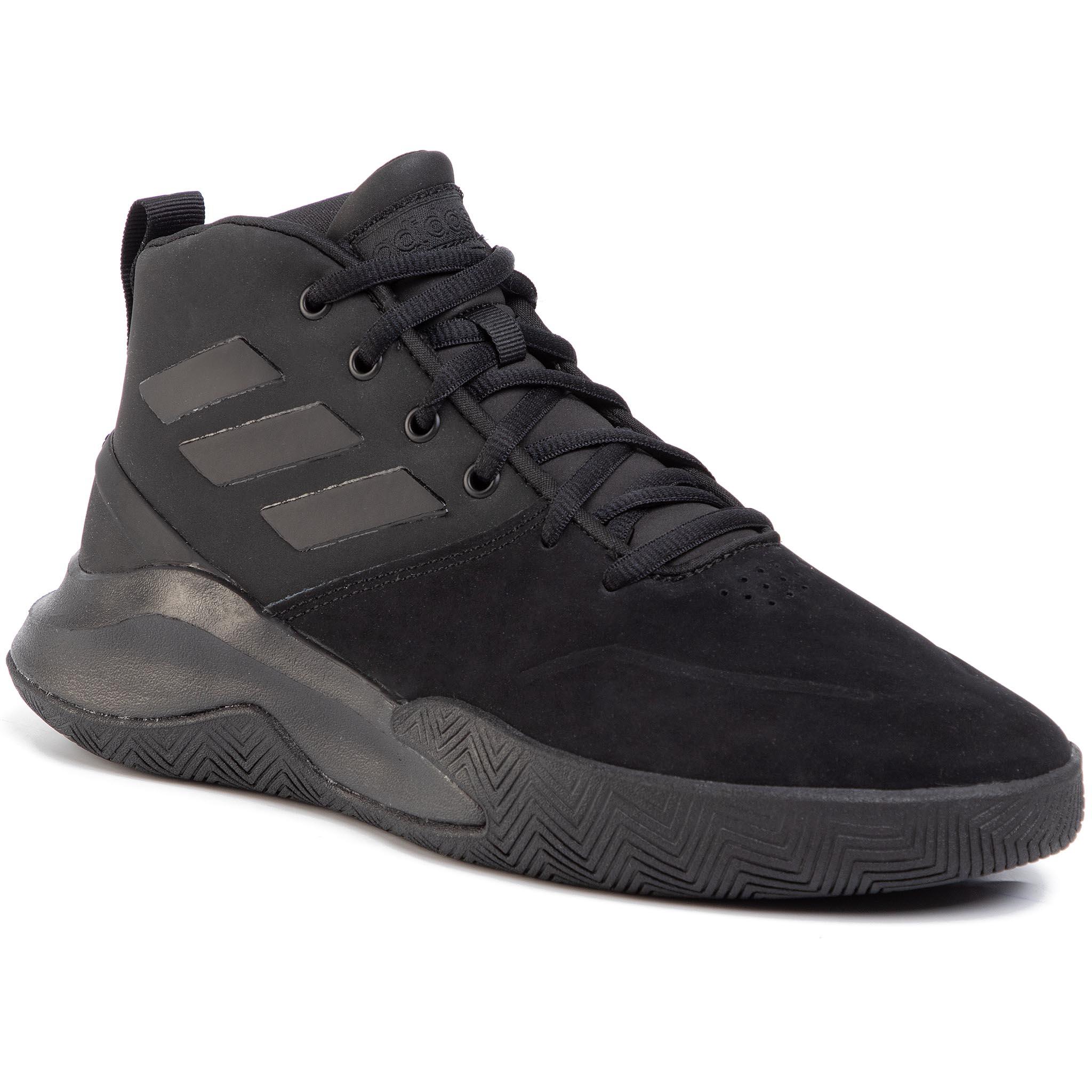 Image of Schuhe adidas - Ownthegame EE9642 Cblack/CblackCblack