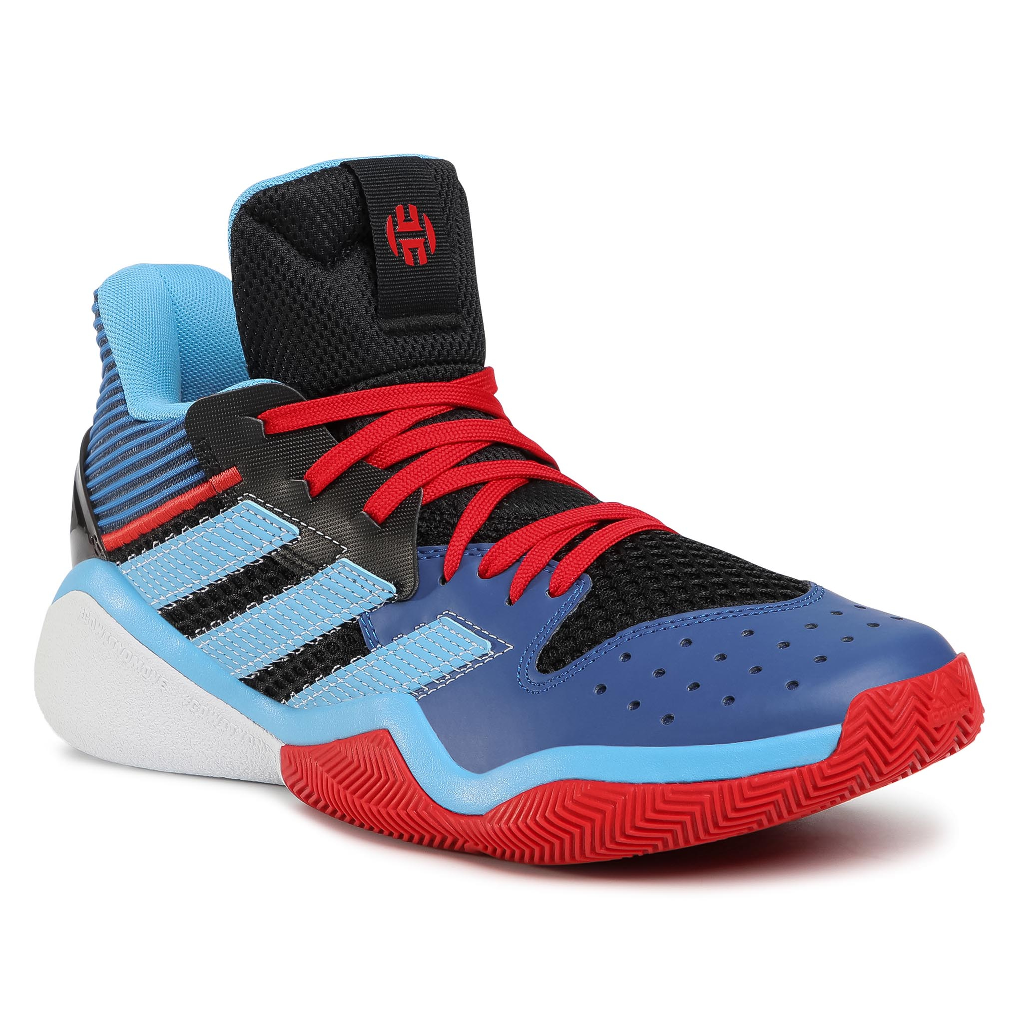 Image of Schuhe adidas - Harden Stepback FW8482 Cblack/Tmlgbl/Croyal
