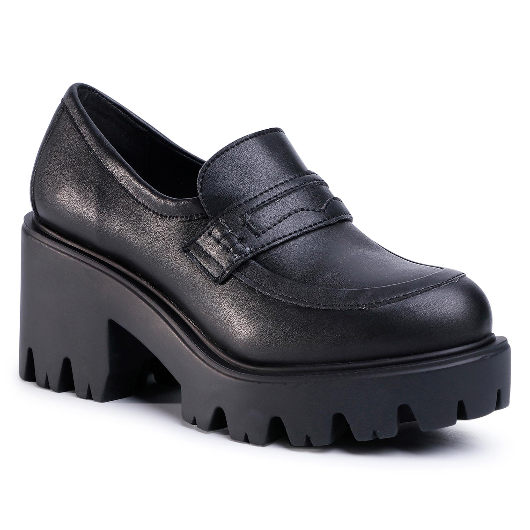 Image of Halbschuhe ALTERCORE - Chanka Vegan Black