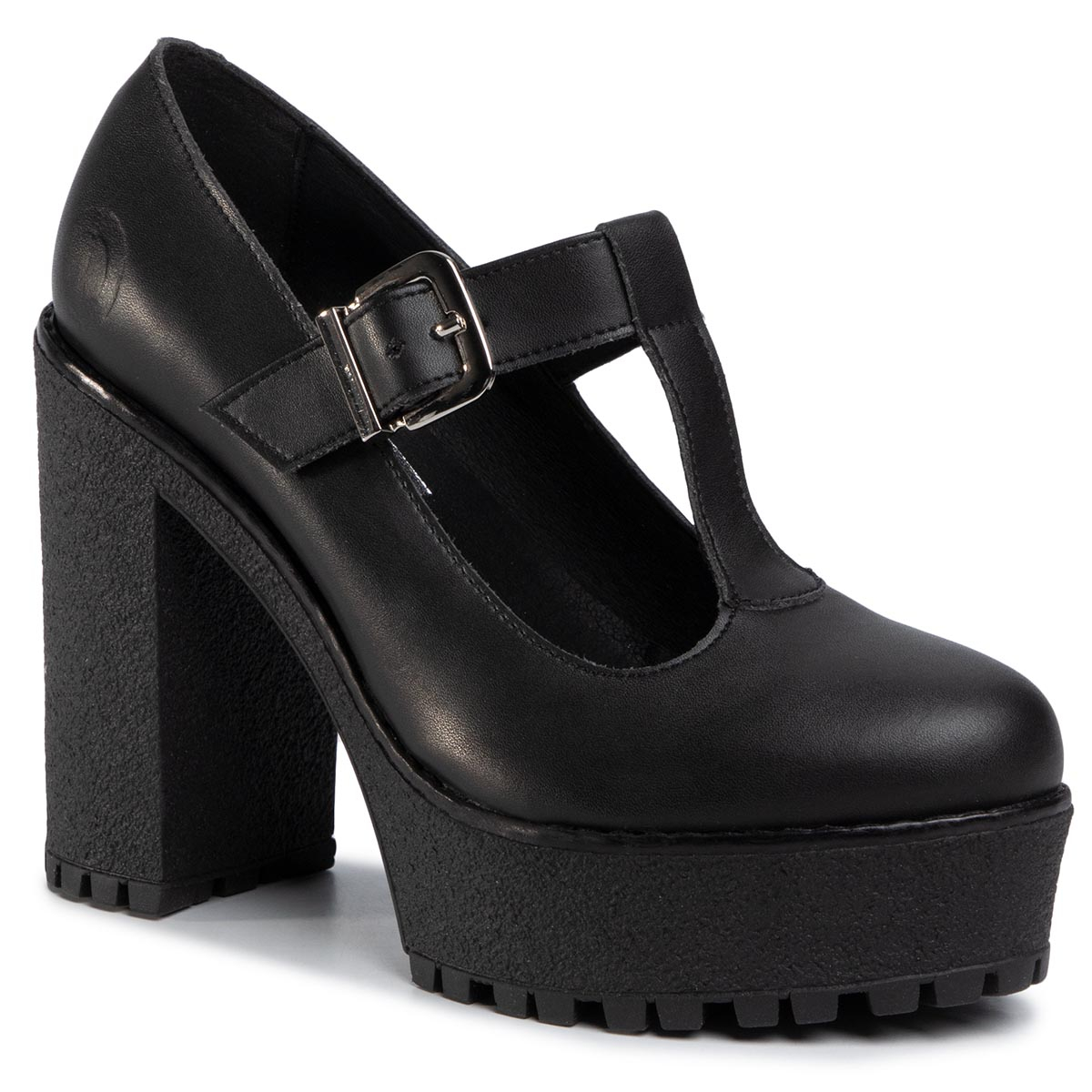 Image of Halbschuhe ALTERCORE - Lizzy Vegan Black