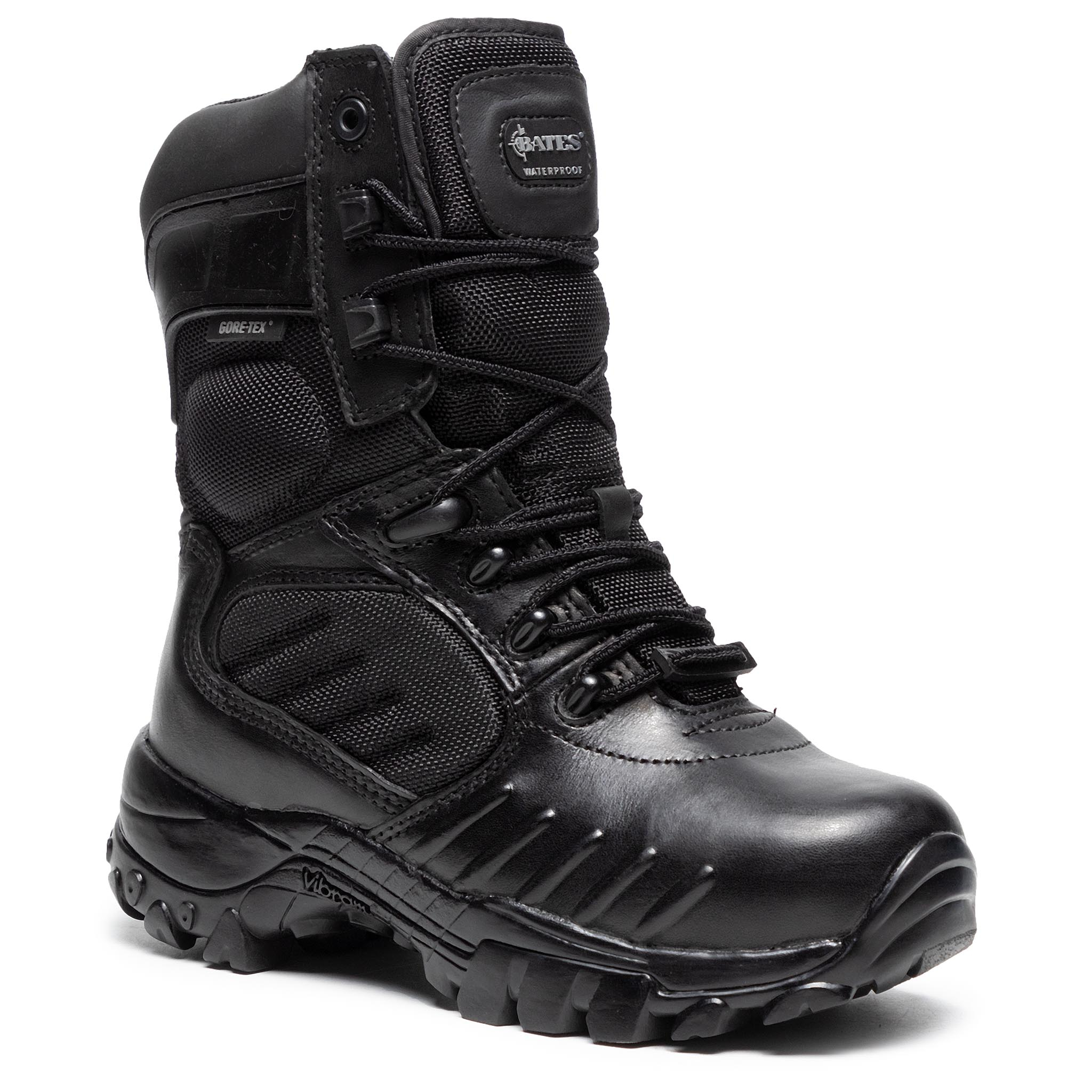 Image of Schuhe BATES - Enforcer Cts 9'' Lace GORE-TEX E02705 Black