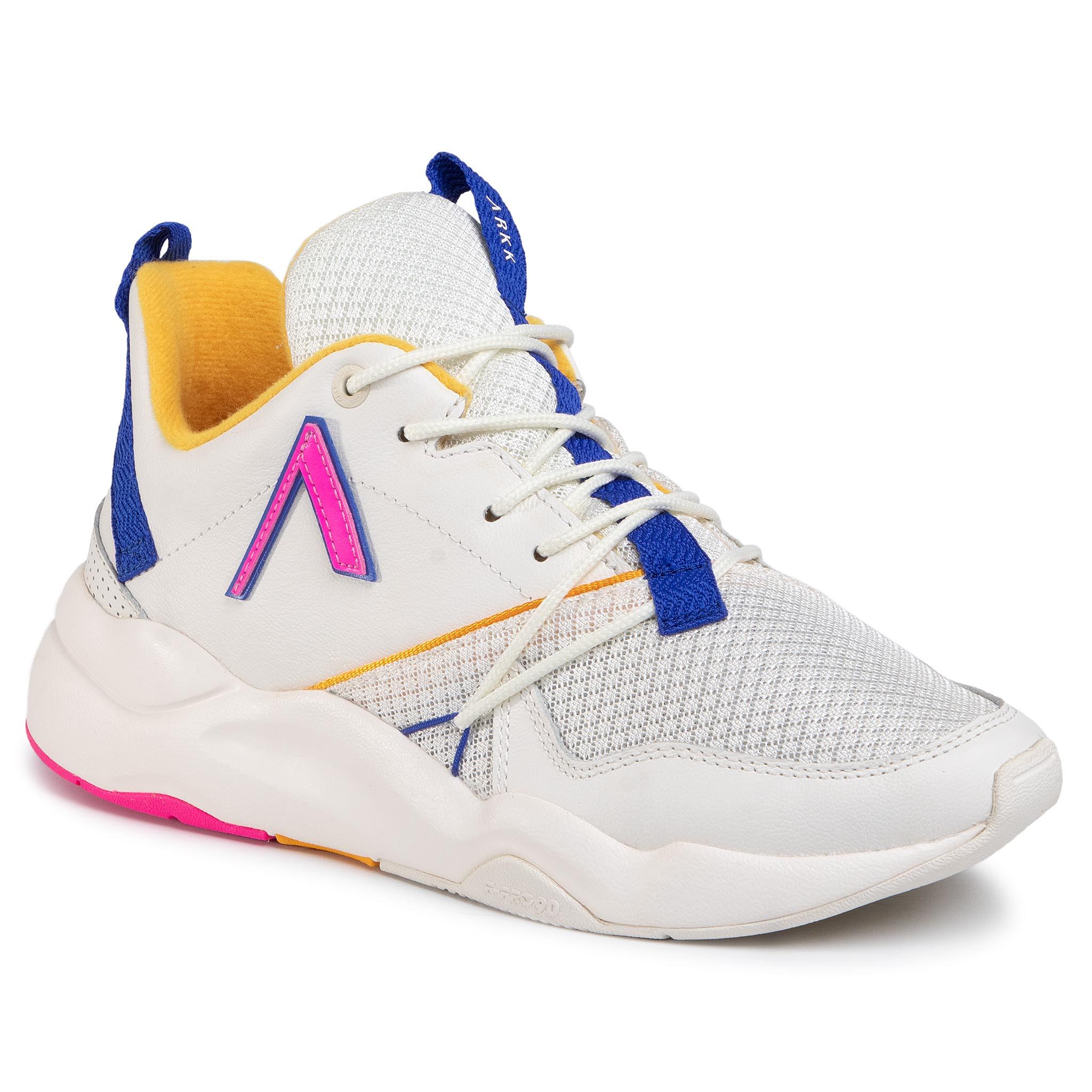 Image of Sneakers ARKK COPENHAGEN - Asymtrix Mesh 2.0 F-PRO90 CR3012-0011-M Off White/Dazzling Blue