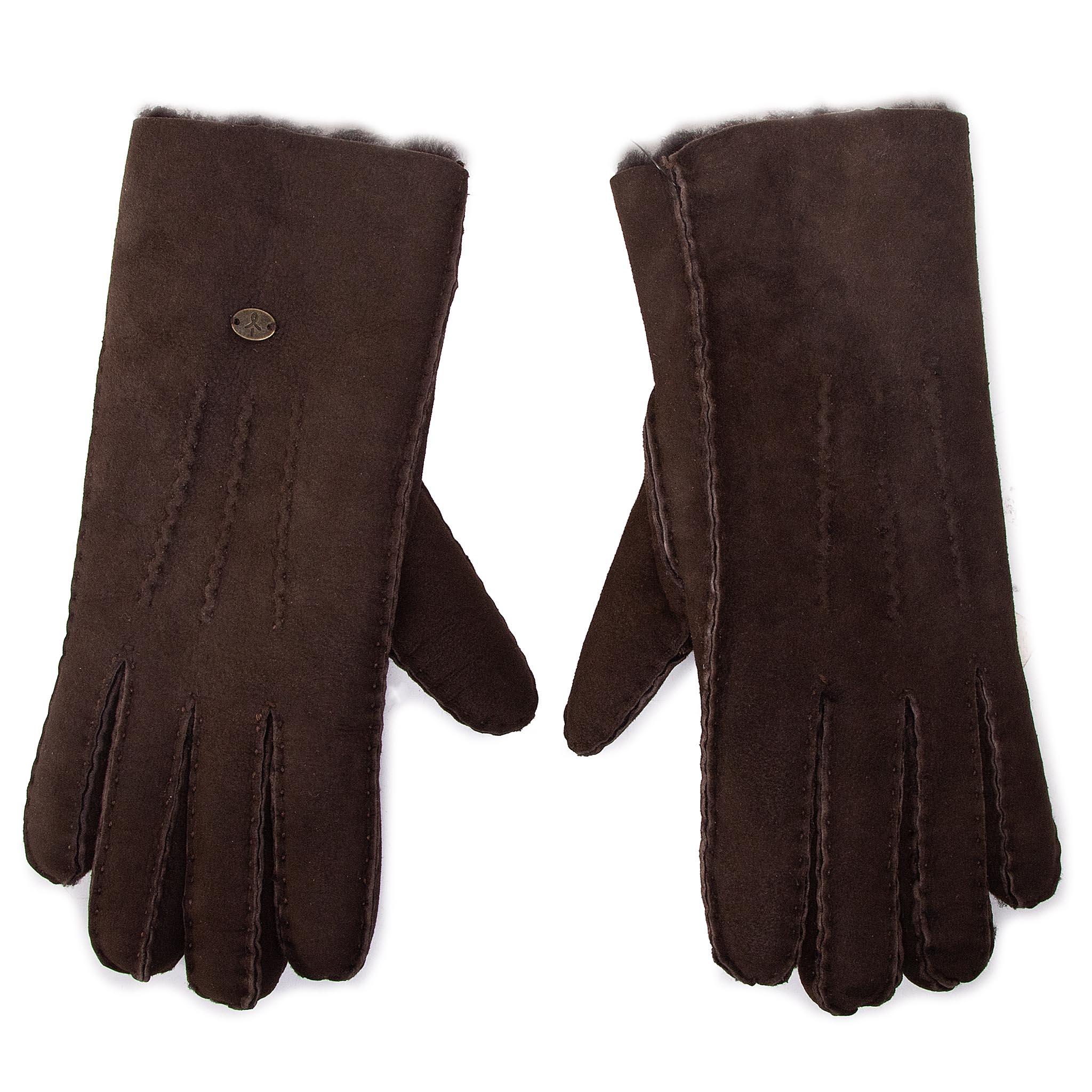 Image of Damenhandschuhe EMU AUSTRALIA - Beech Forest Gloves Chocolate