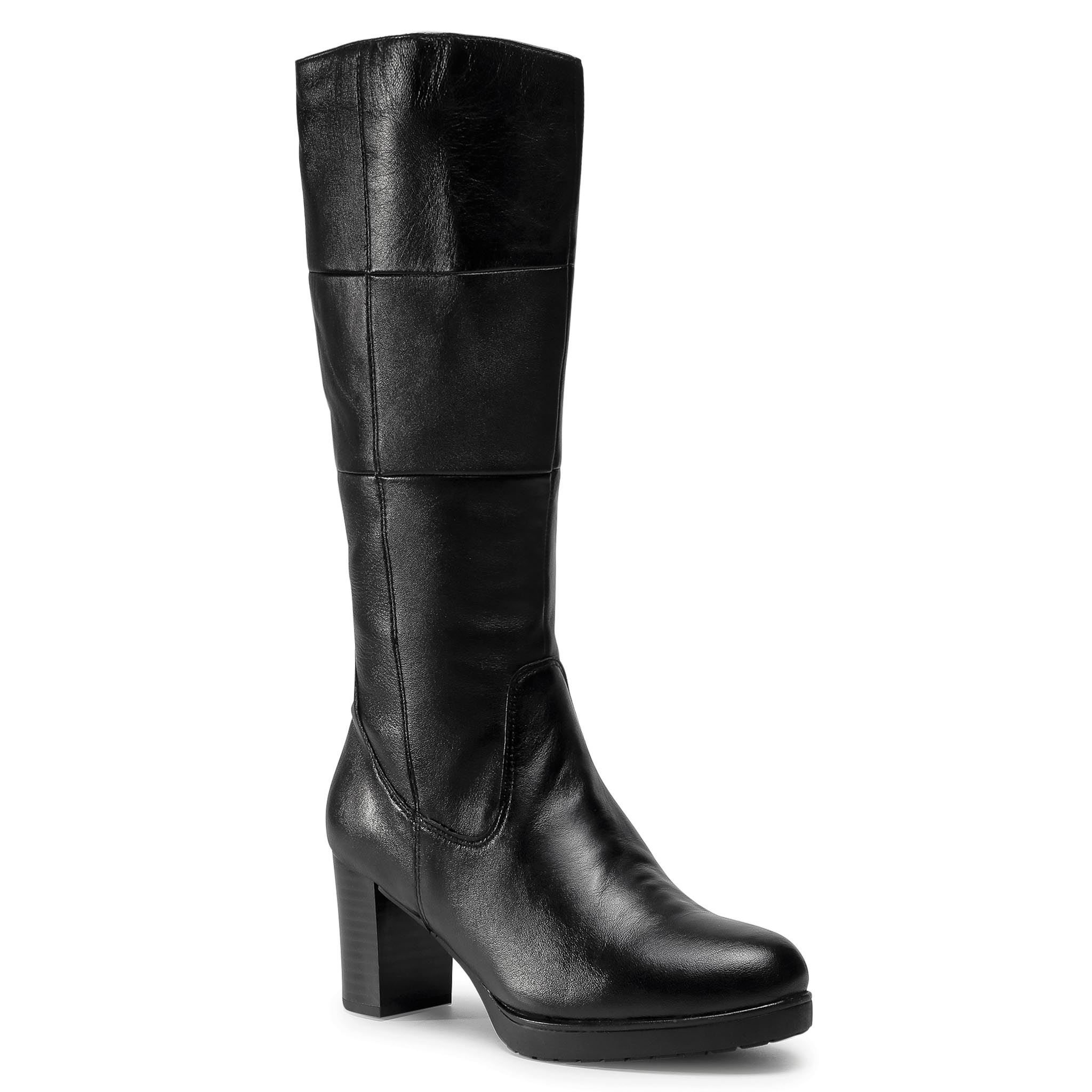 Image of Stiefel CAPRICE - 9-25610-25 Black Soft Nap 040
