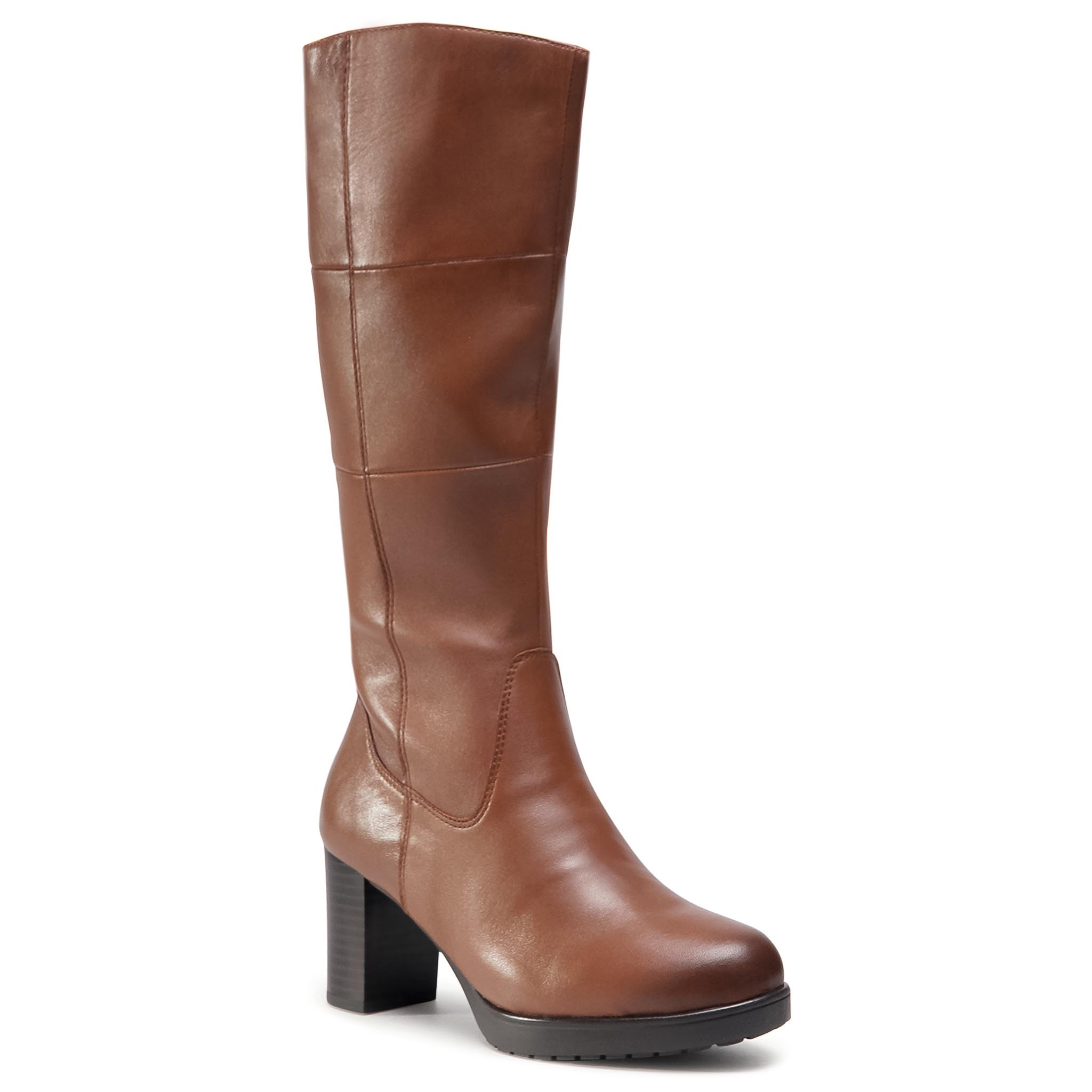 Image of Stiefel CAPRICE - 9-25610-25 Cognac Soft Na 335