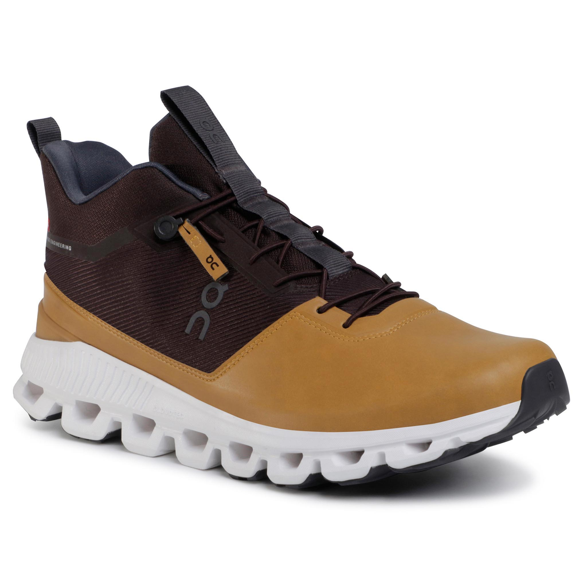 Image of Sneakers ON - Cloud Hi 2899807 Umber/Caramel