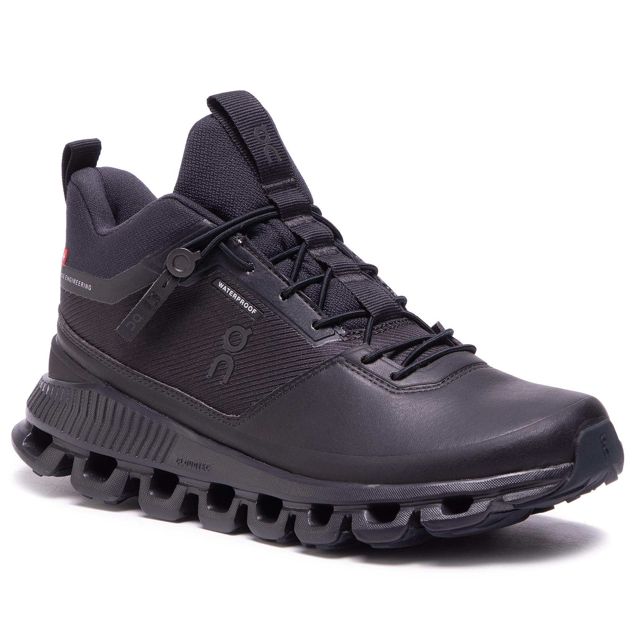 Image of Sneakers ON - Cloud Hi Waterproof 2899672 All Black