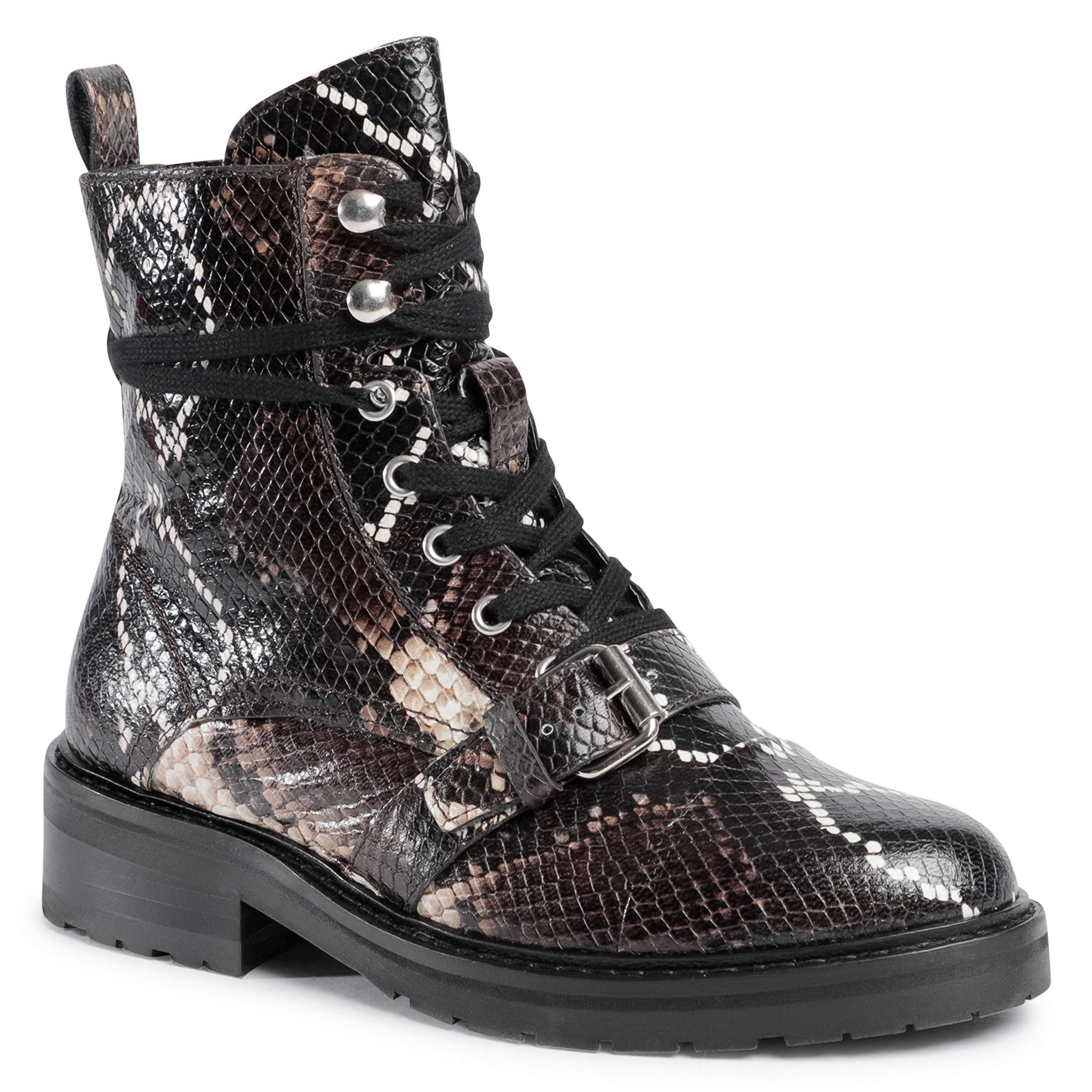 Image of Trapperschuhe ALLSAINTS - Donita B4ZW0238 Multi Snake