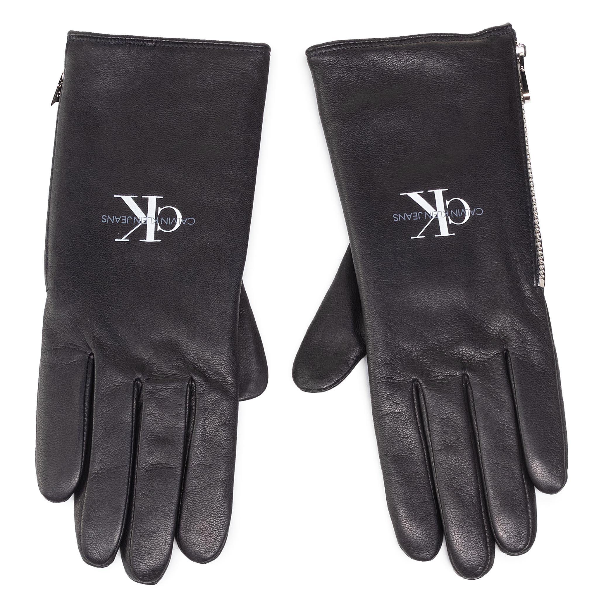 Image of Damenhandschuhe CALVIN KLEIN JEANS - Gloves Lth K60K607353 0GU