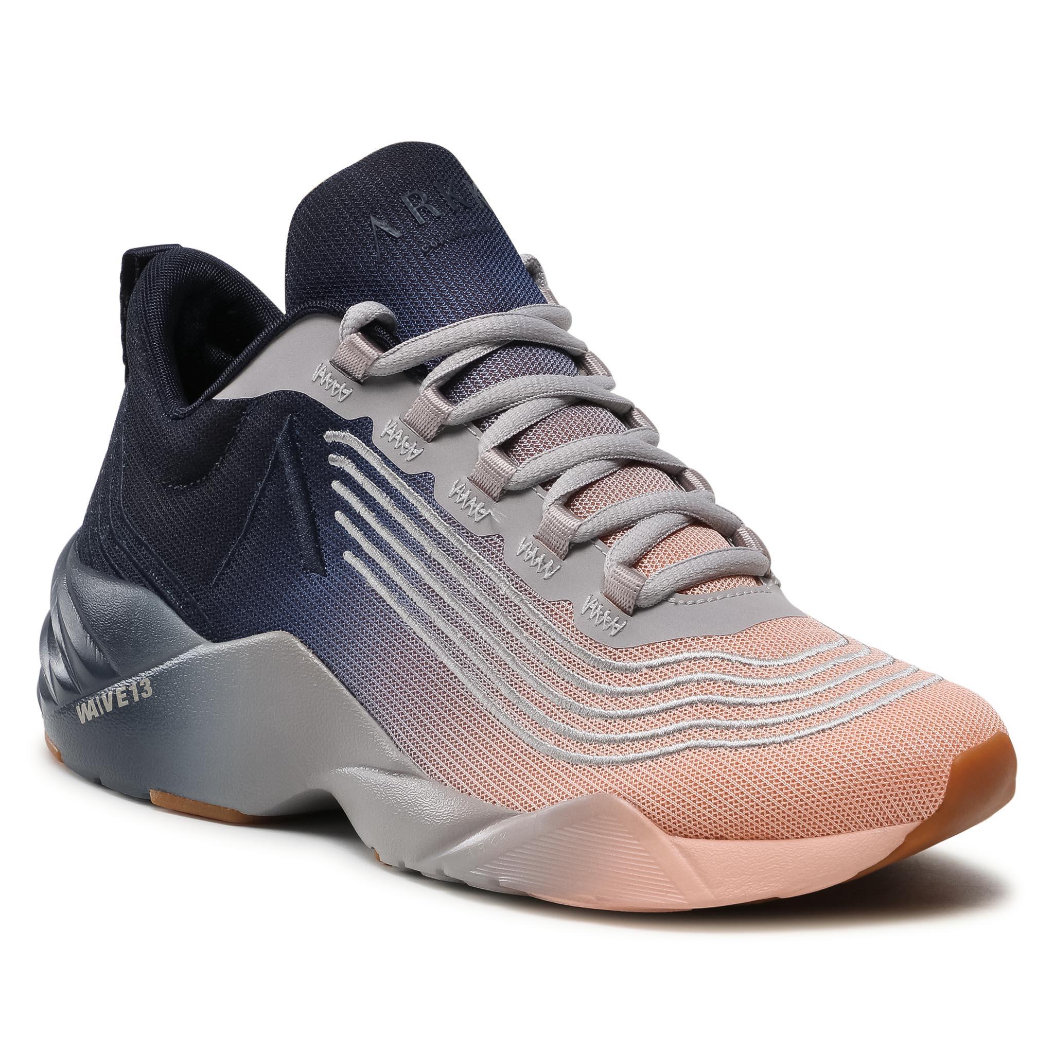 Image of Sneakers ARKK COPENHAGEN - Avory Mesh W13 CO4906-0052-W Soft Peach Midnight Gum