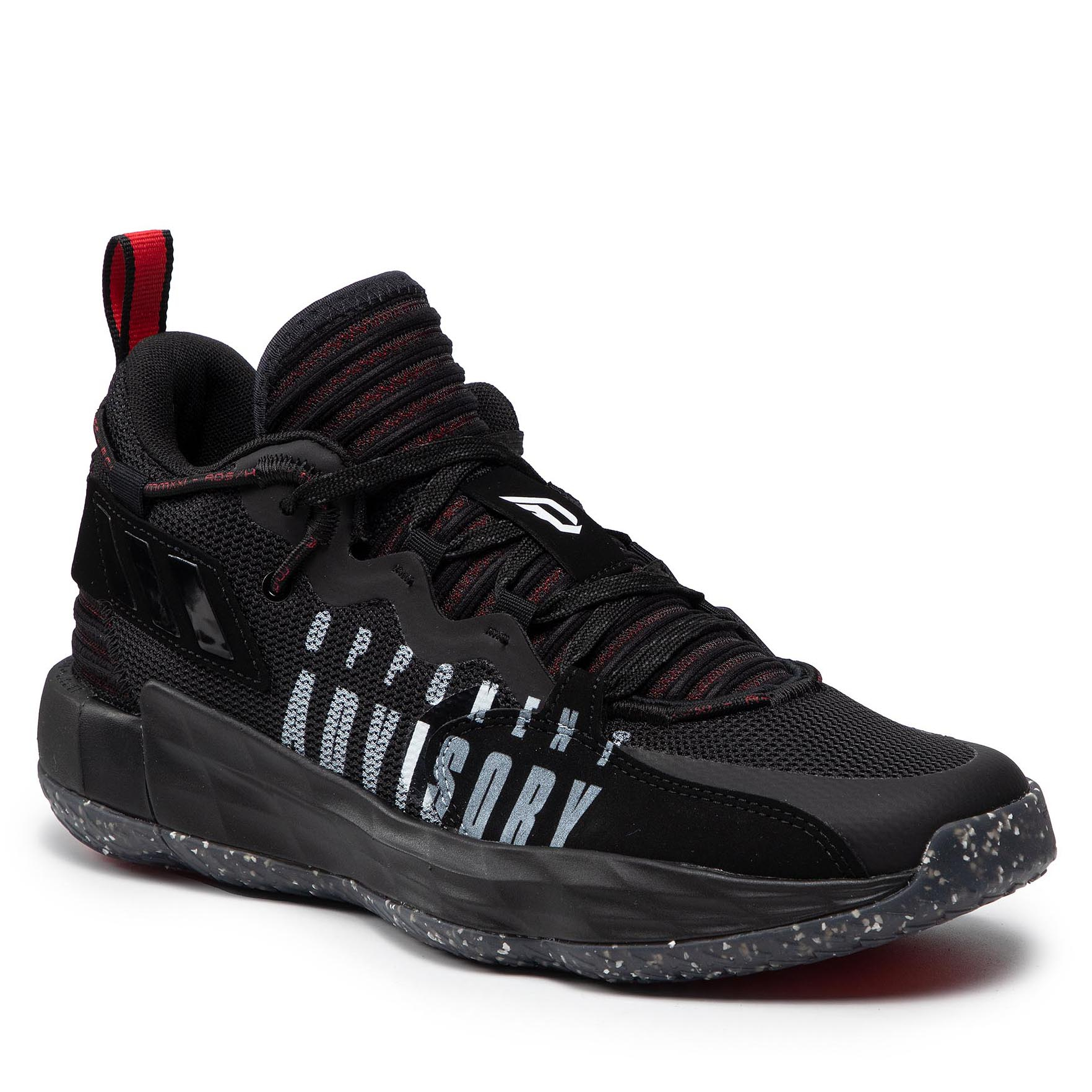 Image of Schuhe adidas - Dame 7 Extply FY9939 Cblack/Ftwwht/Vivred