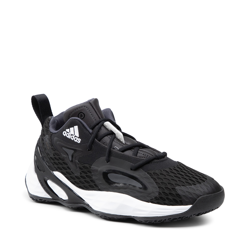 Image of Schuhe adidas - Exhibit A H67738 Cblack/Silvmt/Tmdrgr