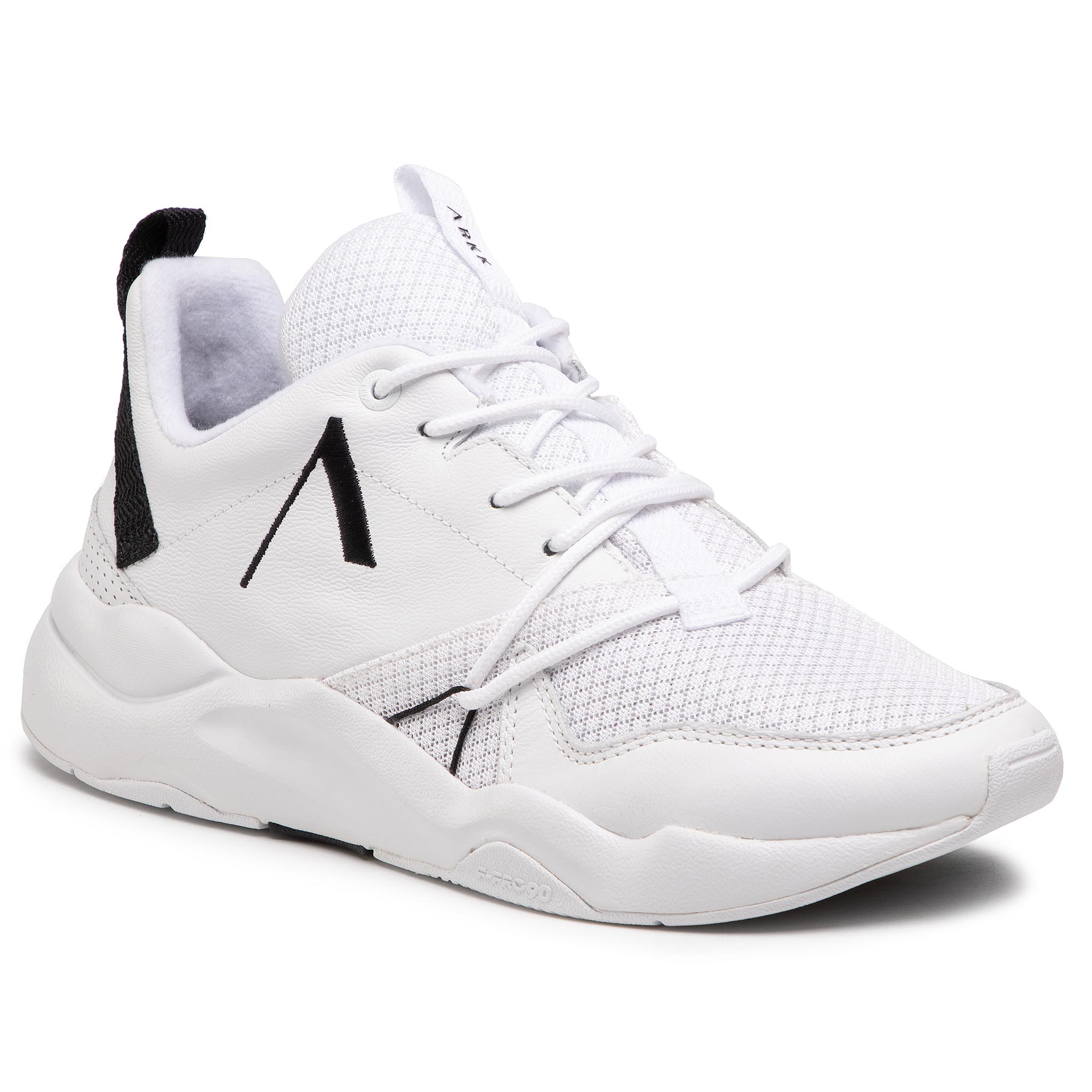 Image of Sneakers ARKK COPENHAGEN - Asymtrix Mesh F-PRO90 CR3000-1099-M White Black