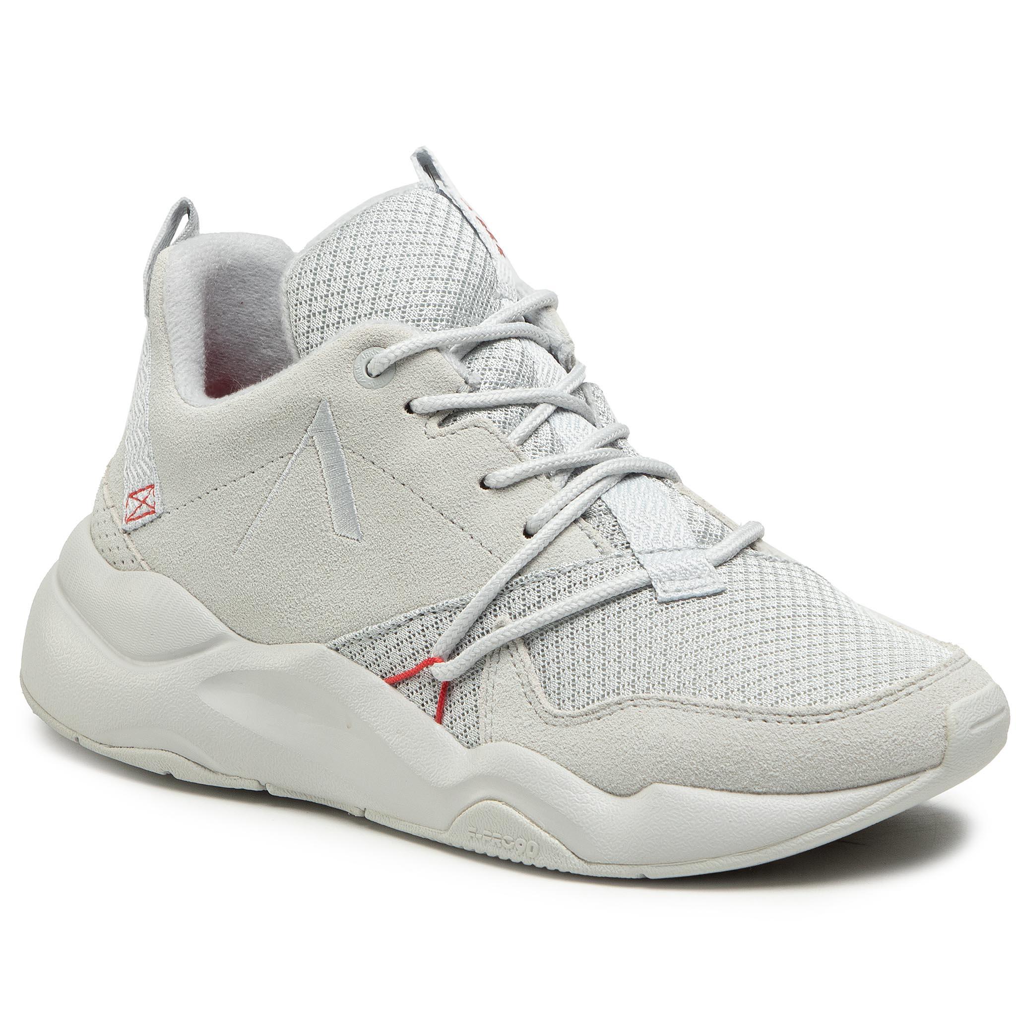 Image of Sneakers ARKK COPENHAGEN - Asymtrix Suede F-PRO90 SL3004-0022-W Ice Grey