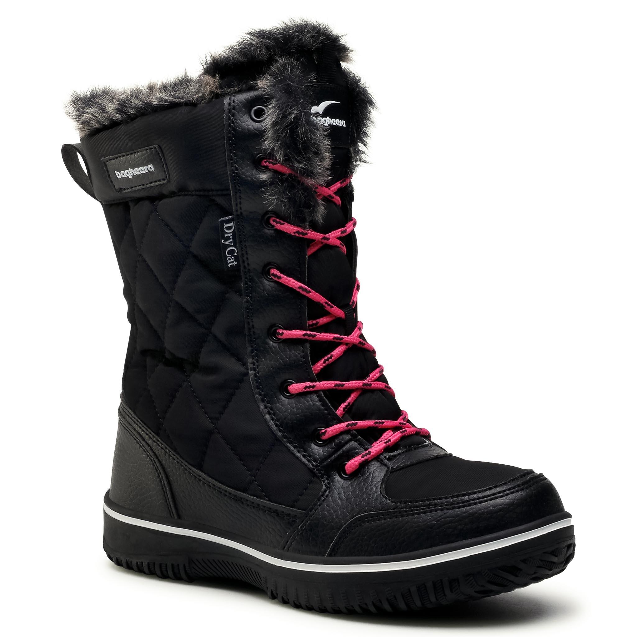 Image of Schneeschuhe BAGHEERA - Frost 86223-4 C0100 Black