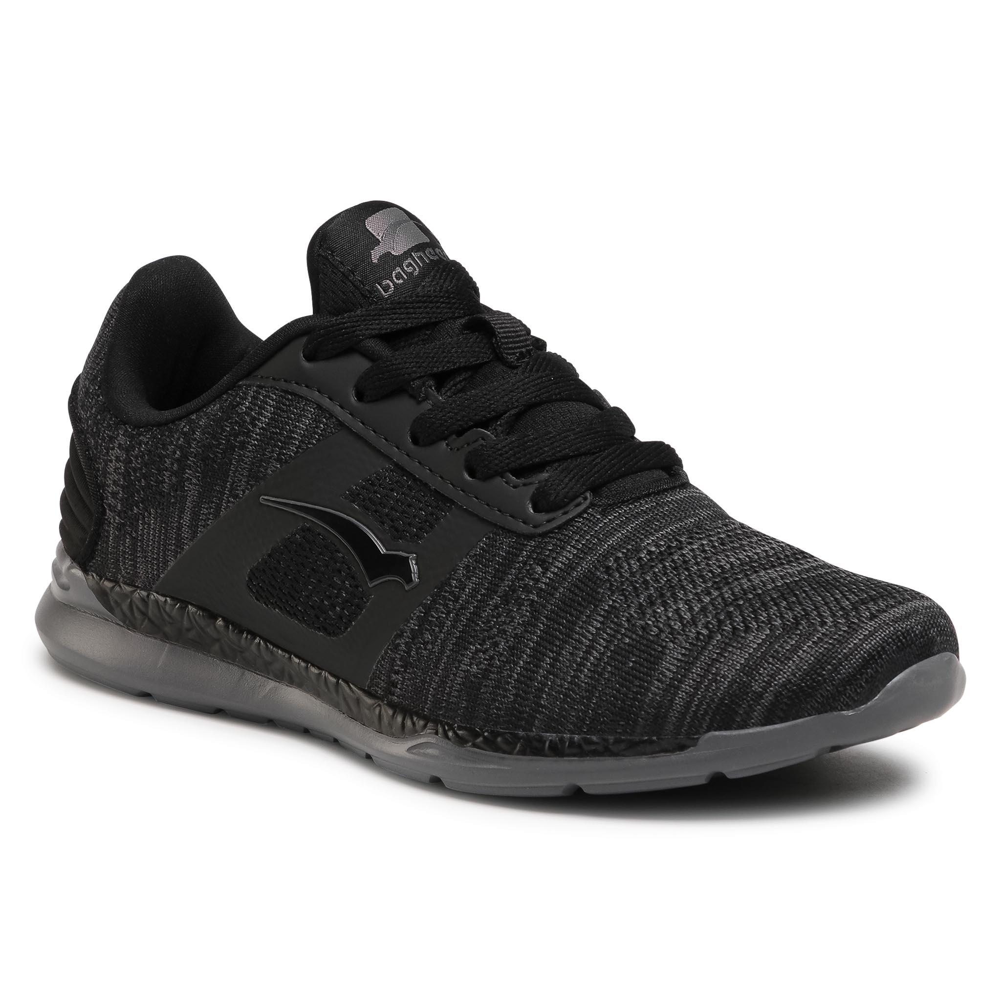 Image of Schuhe BAGHEERA - Core 86430-2 C0102 Black/Dark Grey