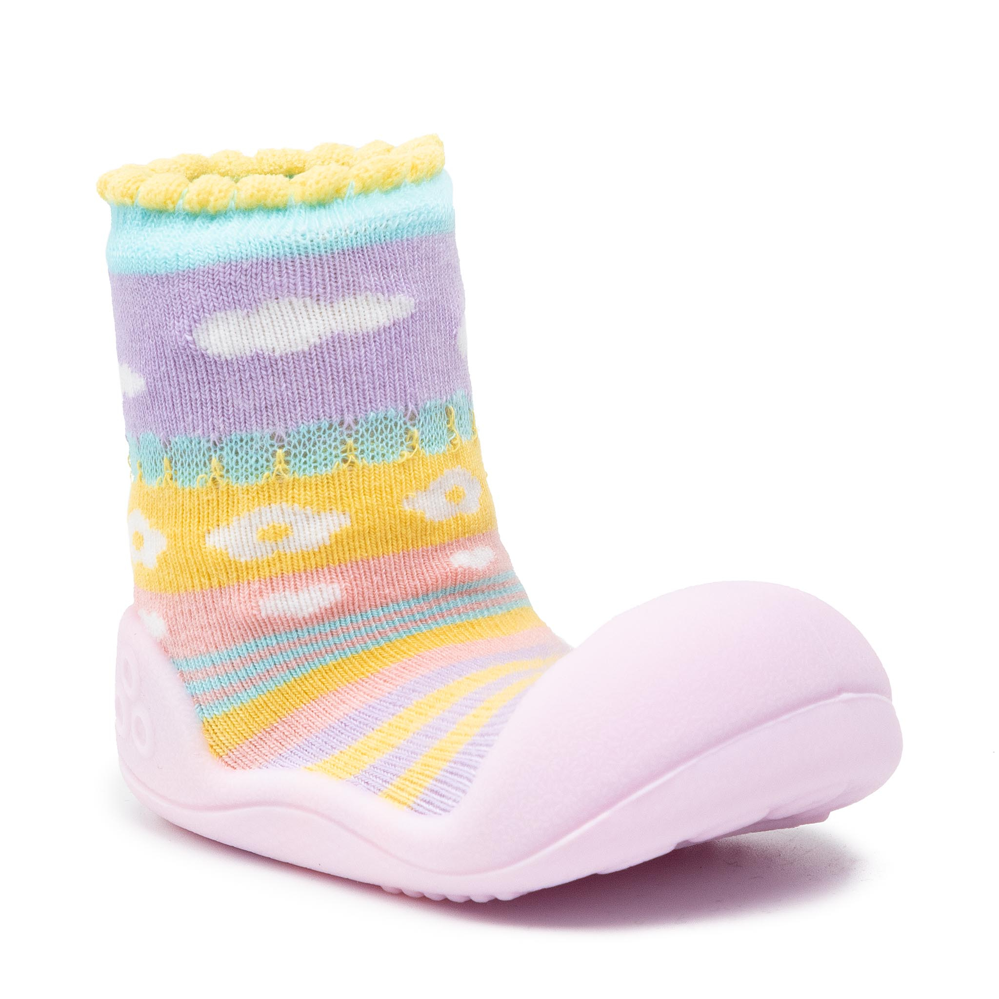 Image of Hausschuhe ATTIPAS - Attibebe AAB01 Pink