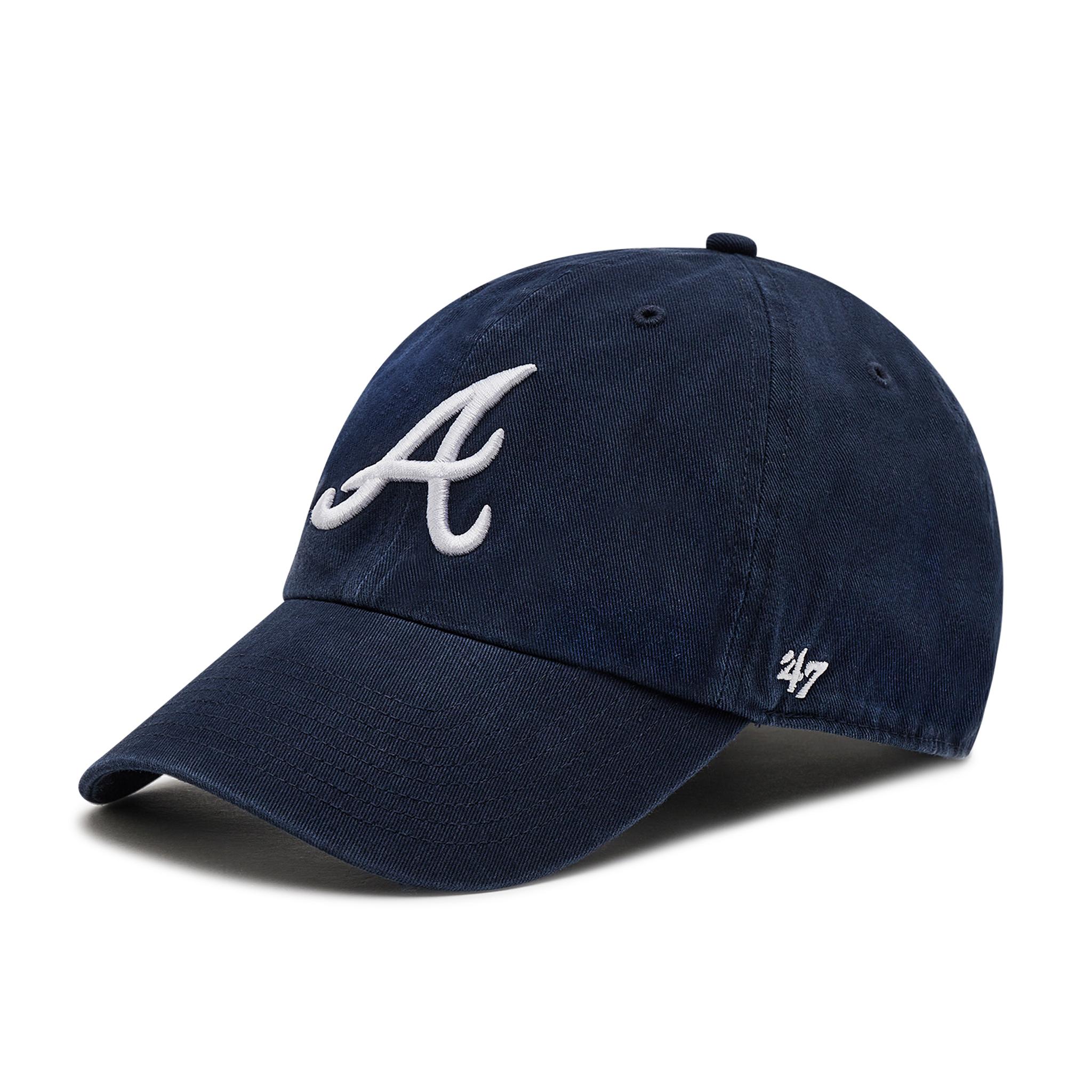 Image of Cap 47 BRAND - Brand Atlanta Braves B-RGW01GWS-RA Road