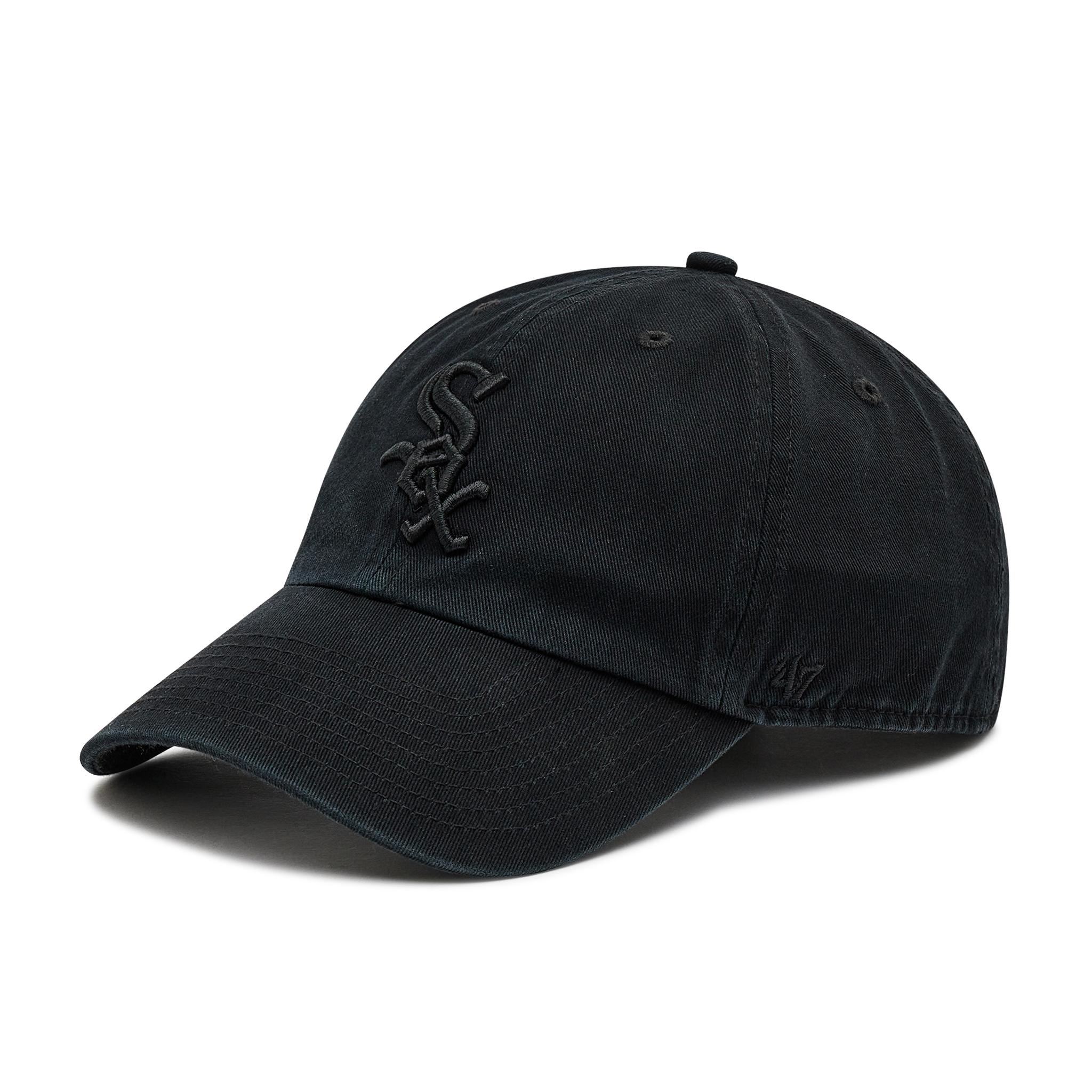 Image of Cap 47 BRAND - Chicago White Sox Clean UP B-RGW06GWSNL-BKB Black