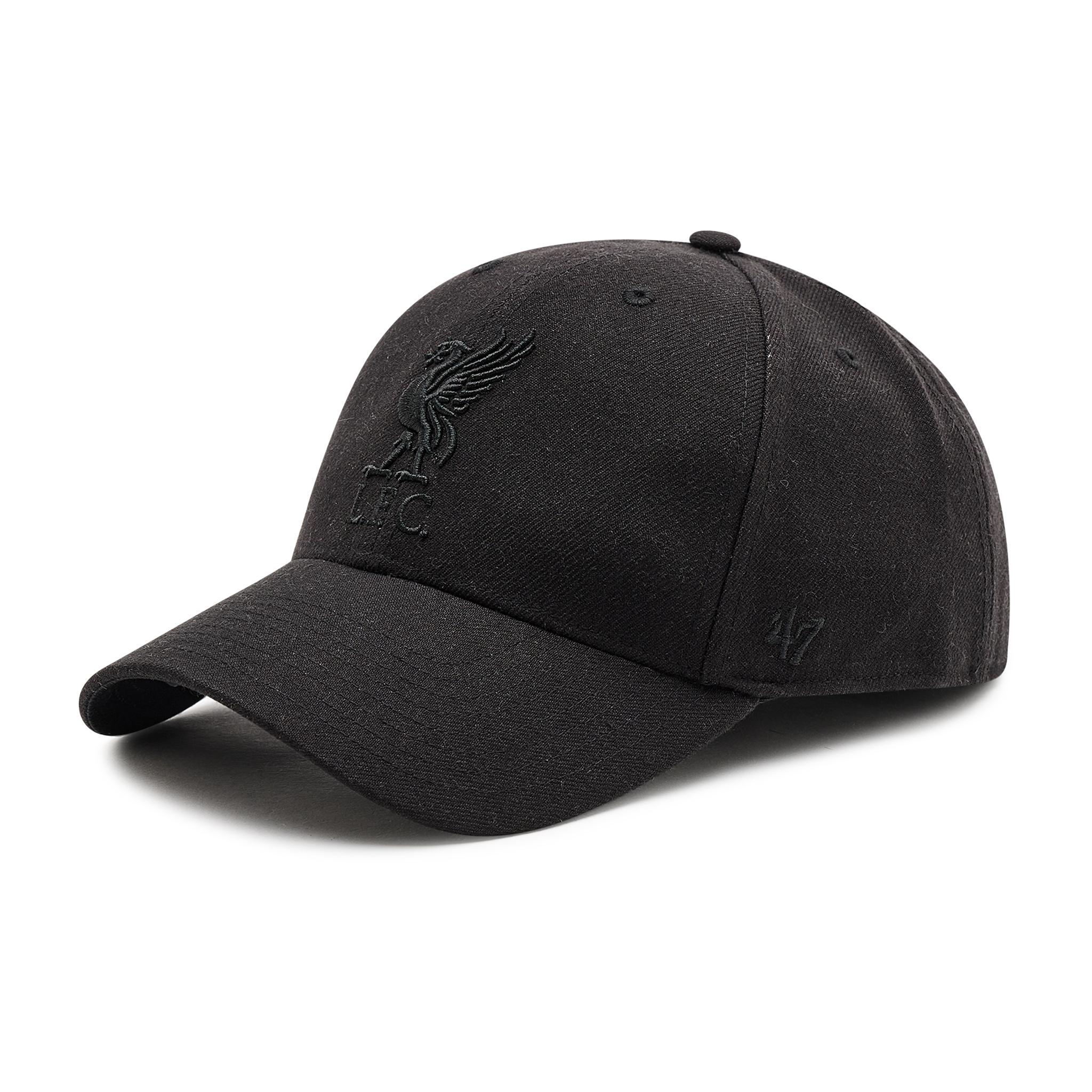 Image of Cap 47 BRAND - Adjustable Cap Liverpool MVPSP04WBP-BK Black