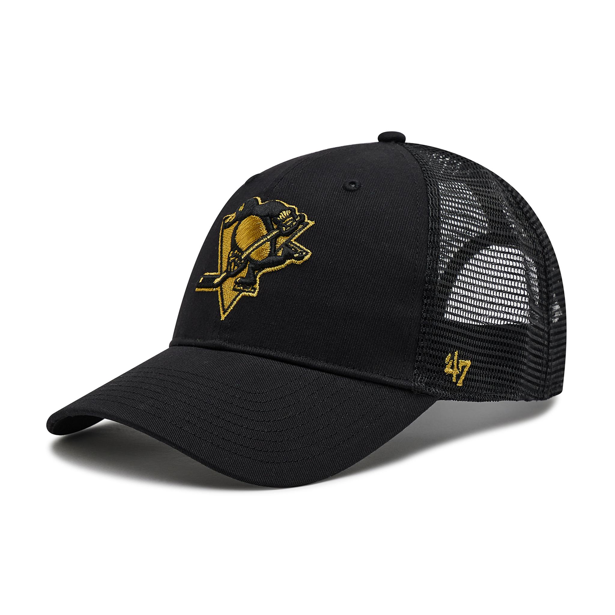Image of Cap 47 BRAND - Brand NHL Pittsburgh H-BRMTL15CTP-BK Schwarz