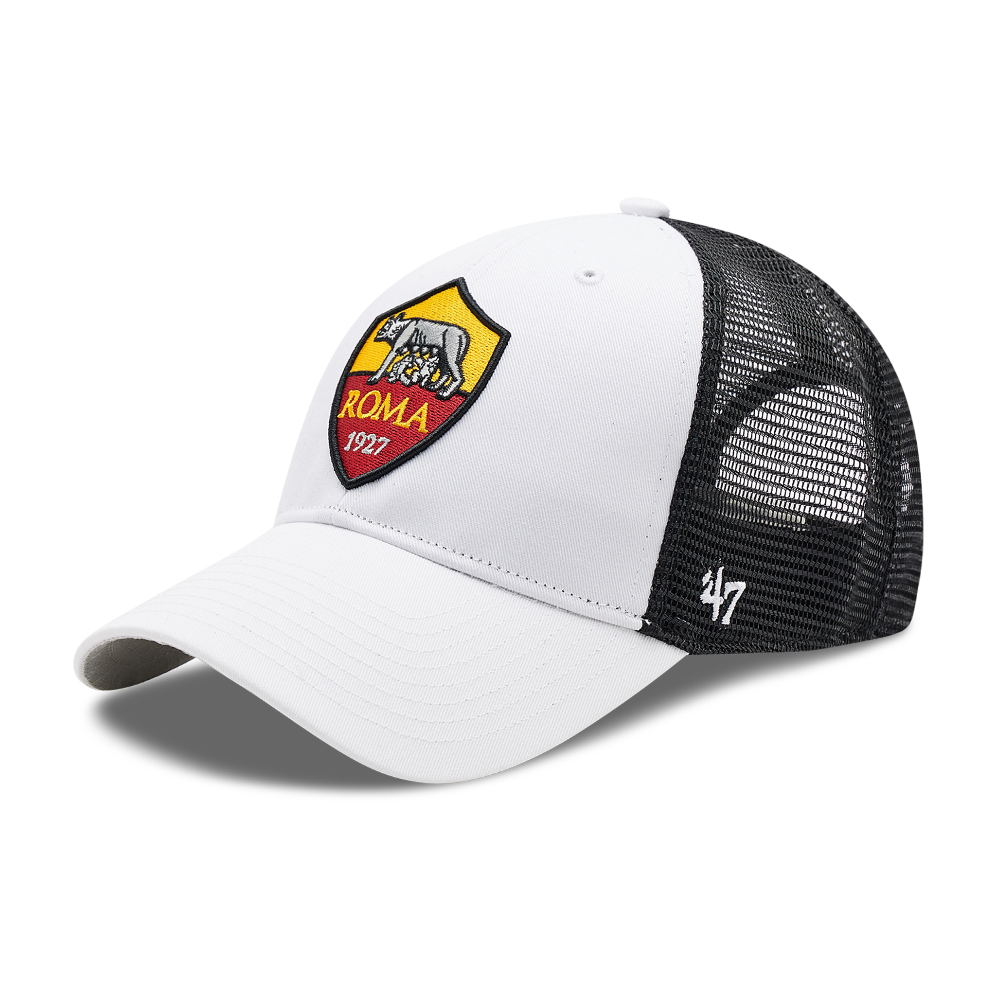 Image of Cap 47 BRAND - As Roma Branson ITFL-BRANS01CTP-WH White