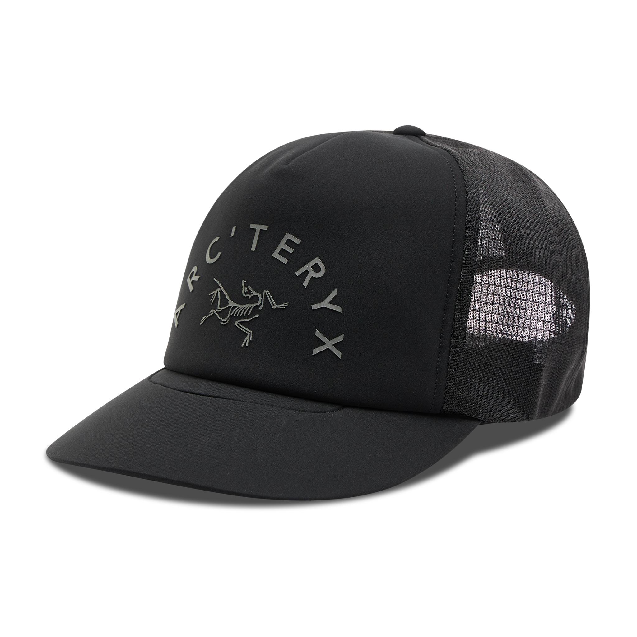 Image of Cap ARC'TERYX - Trucker Curved 27695 Black