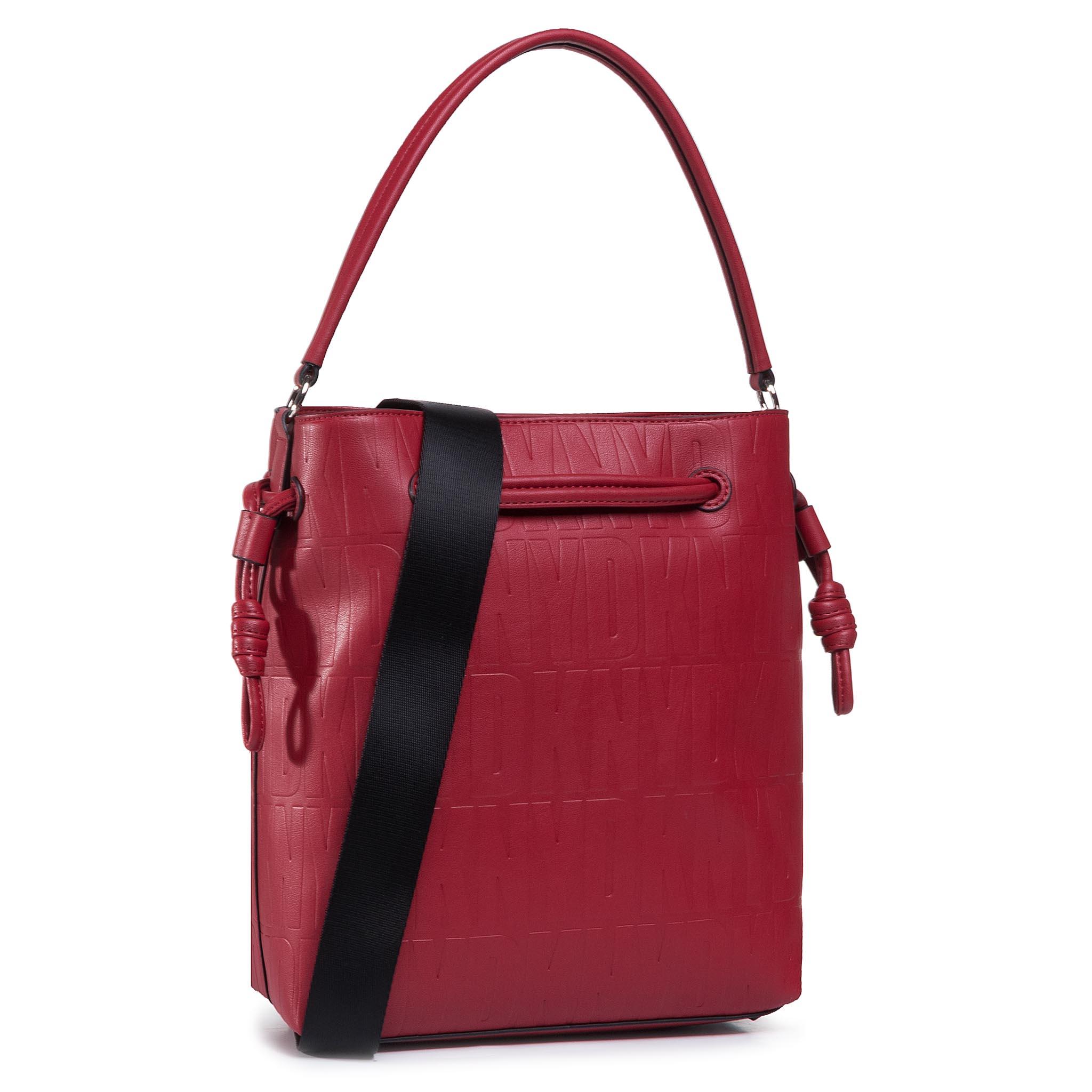 Image of Handtasche DKNY - Jude Drawstring Buck R04JVF61 Bright Red 8RD
