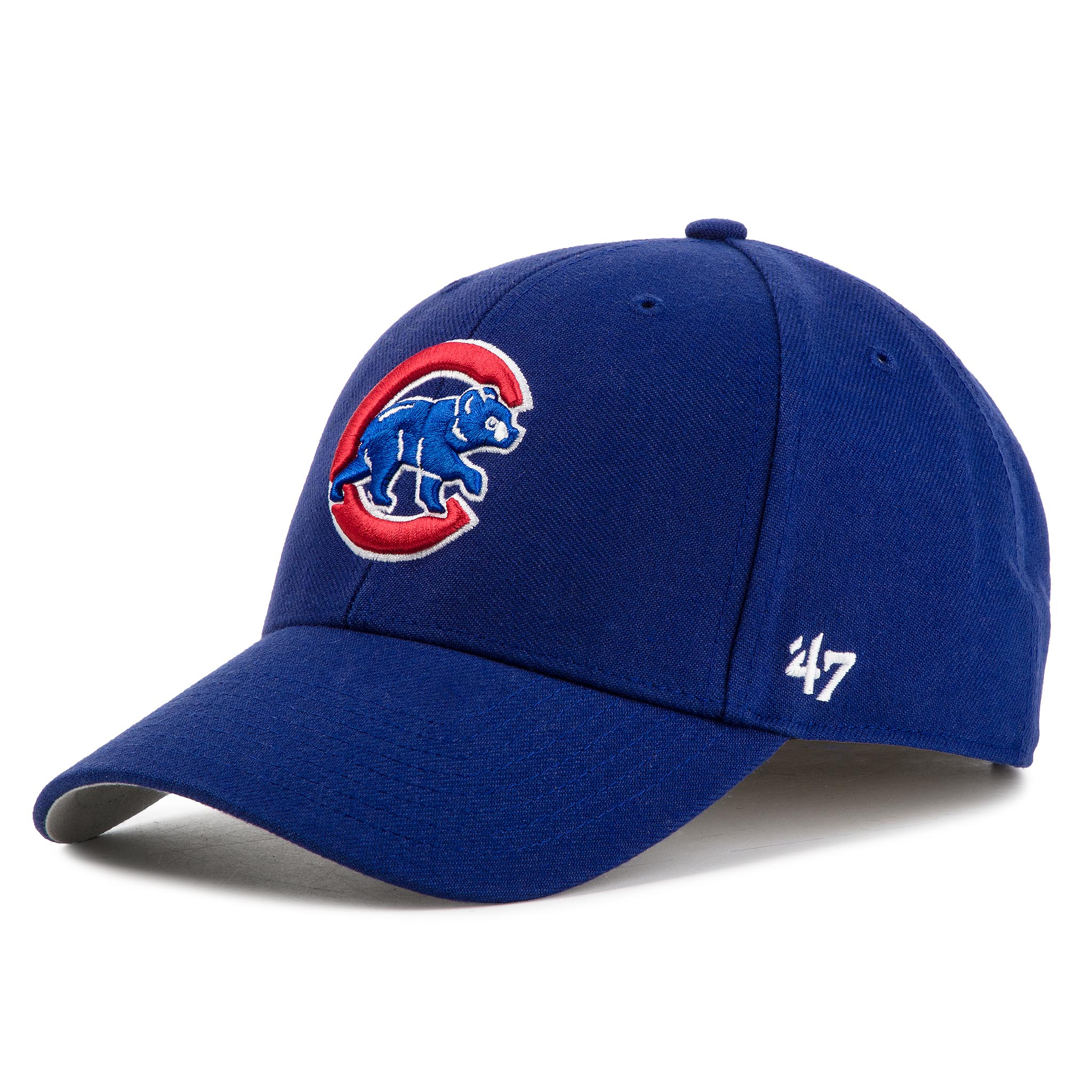 Image of Cap 47 BRAND - Chicago Cubs B-MVP05WBV-DLA Dark Royal