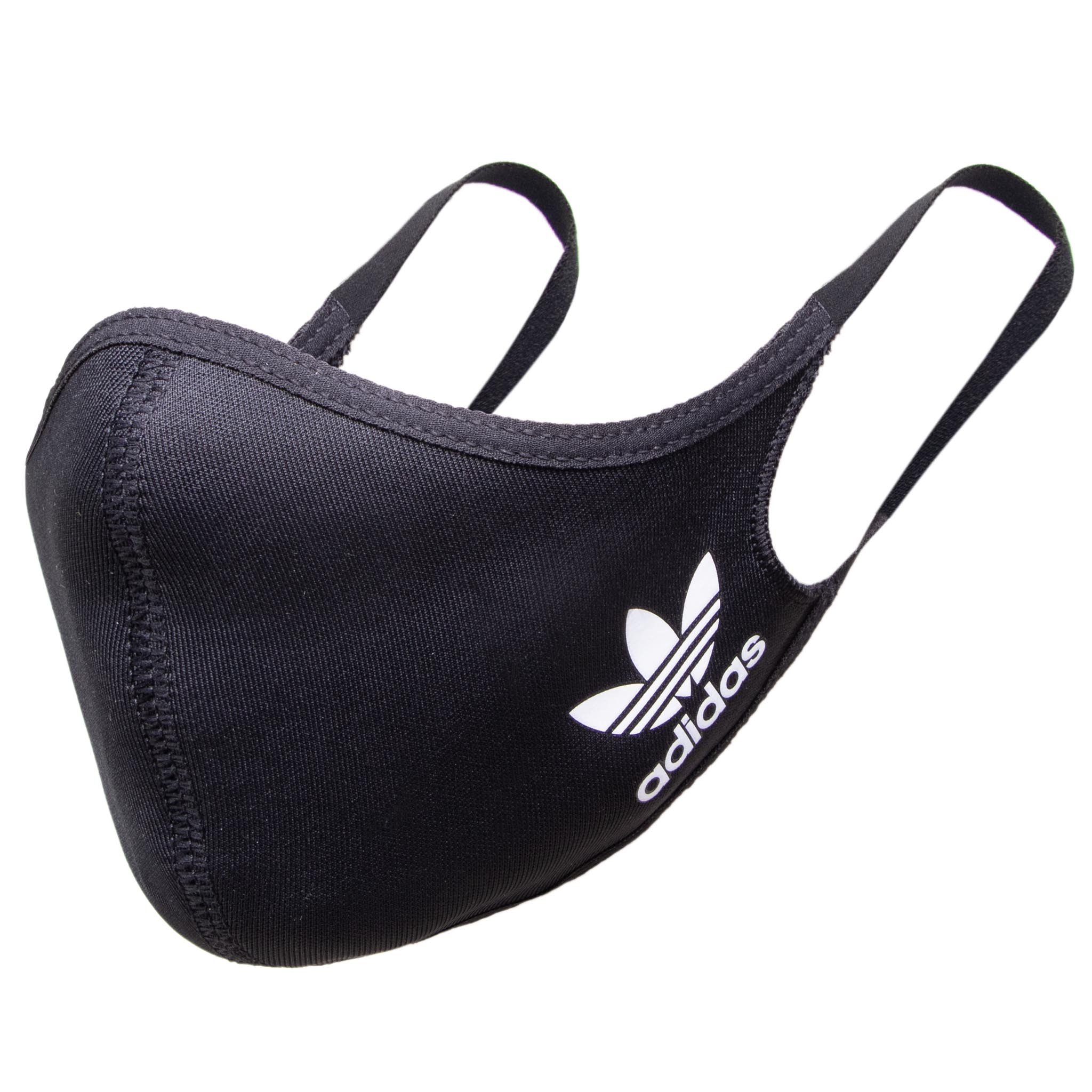 Image of 3er-Set Stoffmasken adidas - Face Cvr Small HB7856 Black