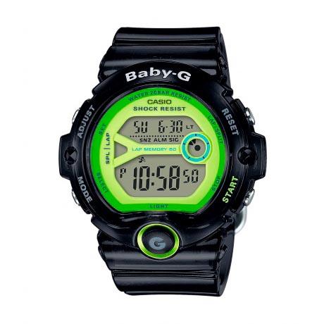 Image of Uhr BABY-G - BG-6903-1BER Black/Black