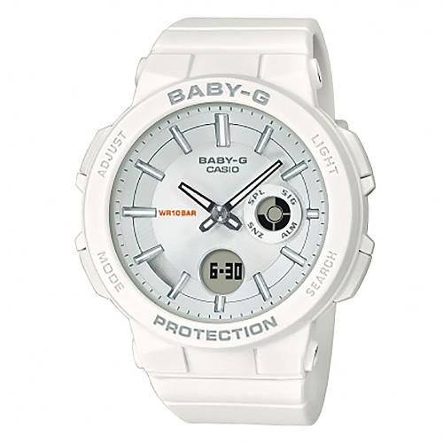 Image of Uhr BABY-G - BGA-255-7AER White/White