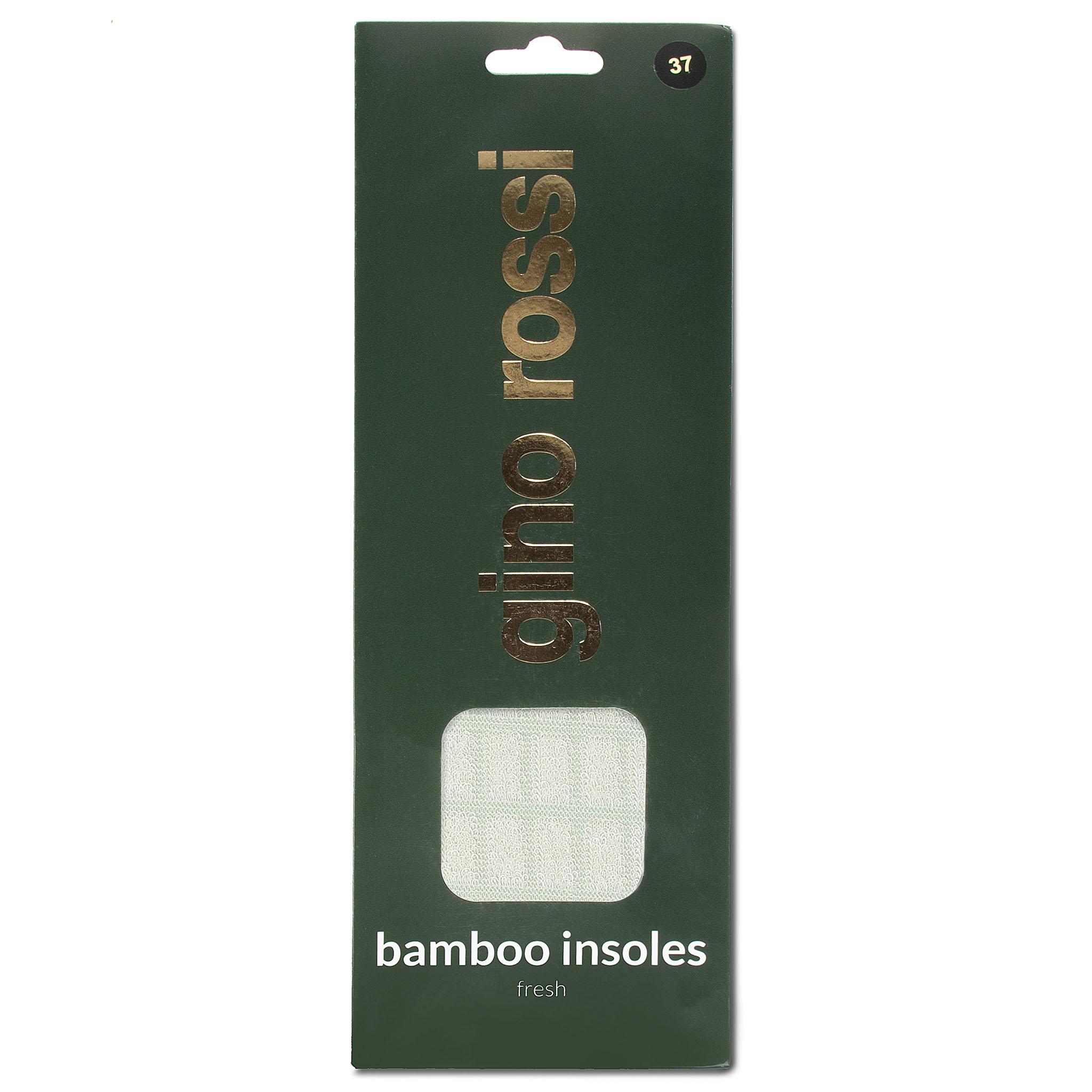 Image of Einlagen GINO ROSSI - Bamboo & Alum Fresh r.37 Beige