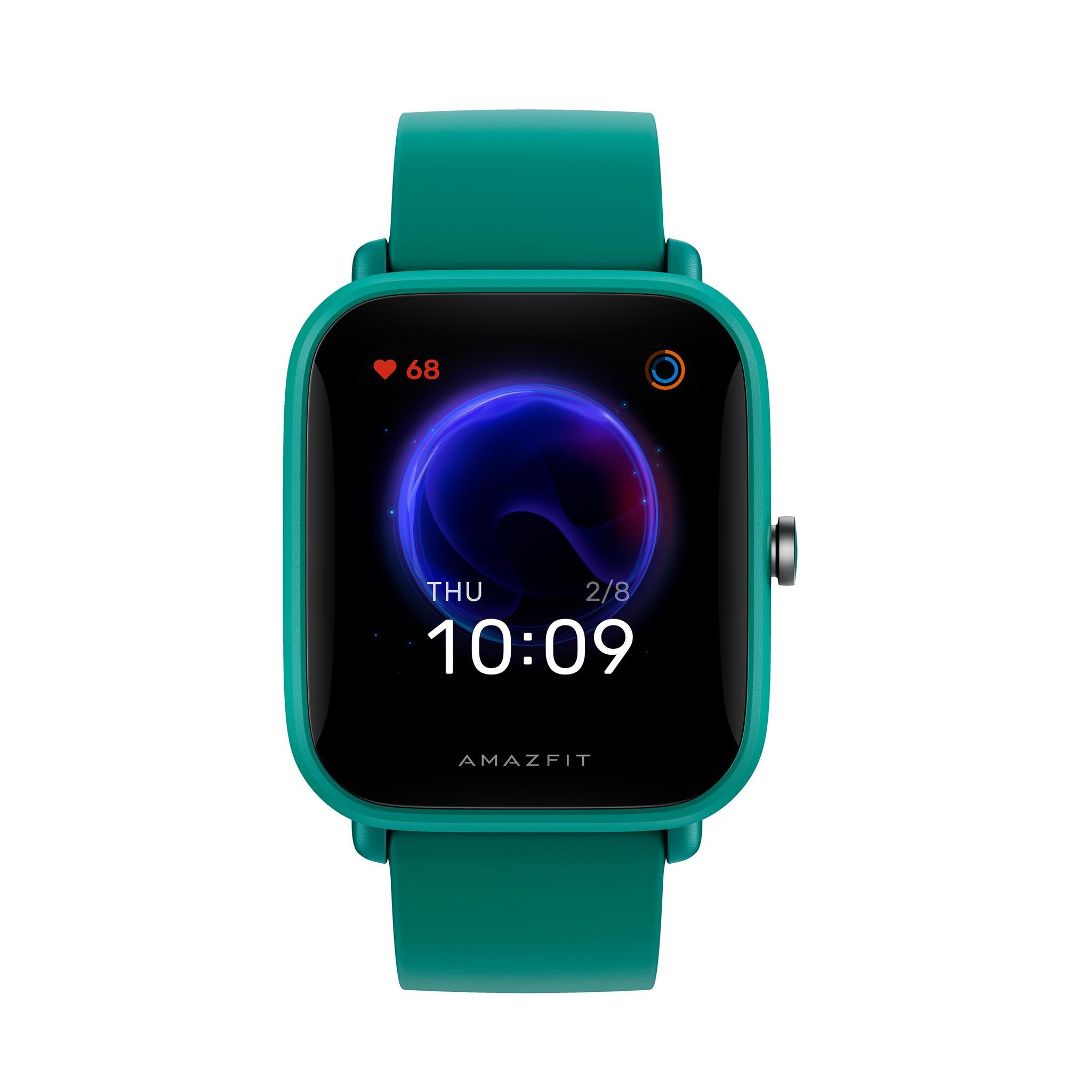 Image of Smartwatch AMAZFIT - Bip U Pro A2008 Green