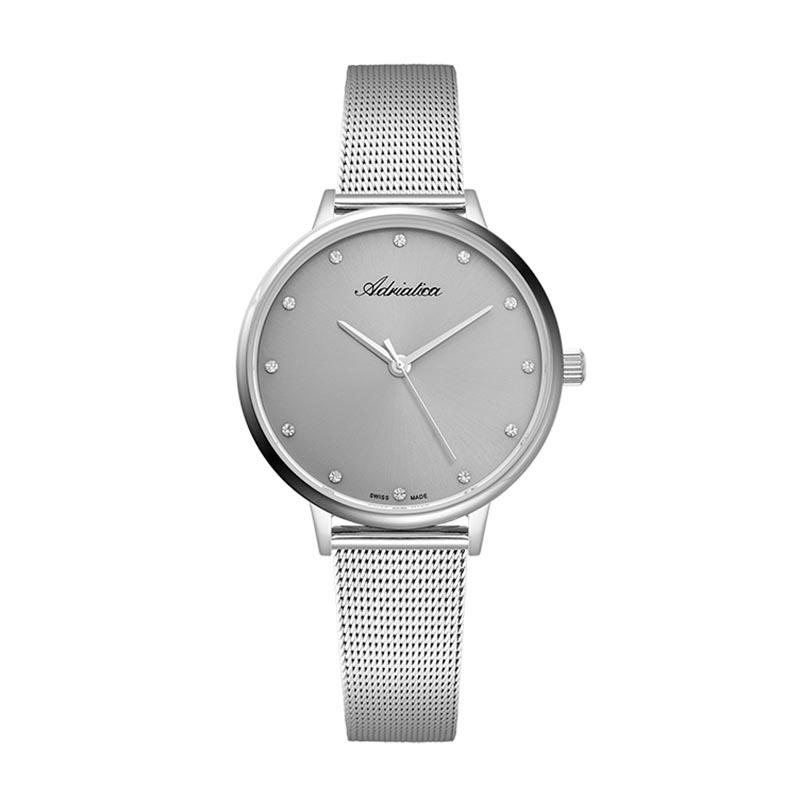 Image of Uhr ADRIATICA - A3573.5147Q Silver