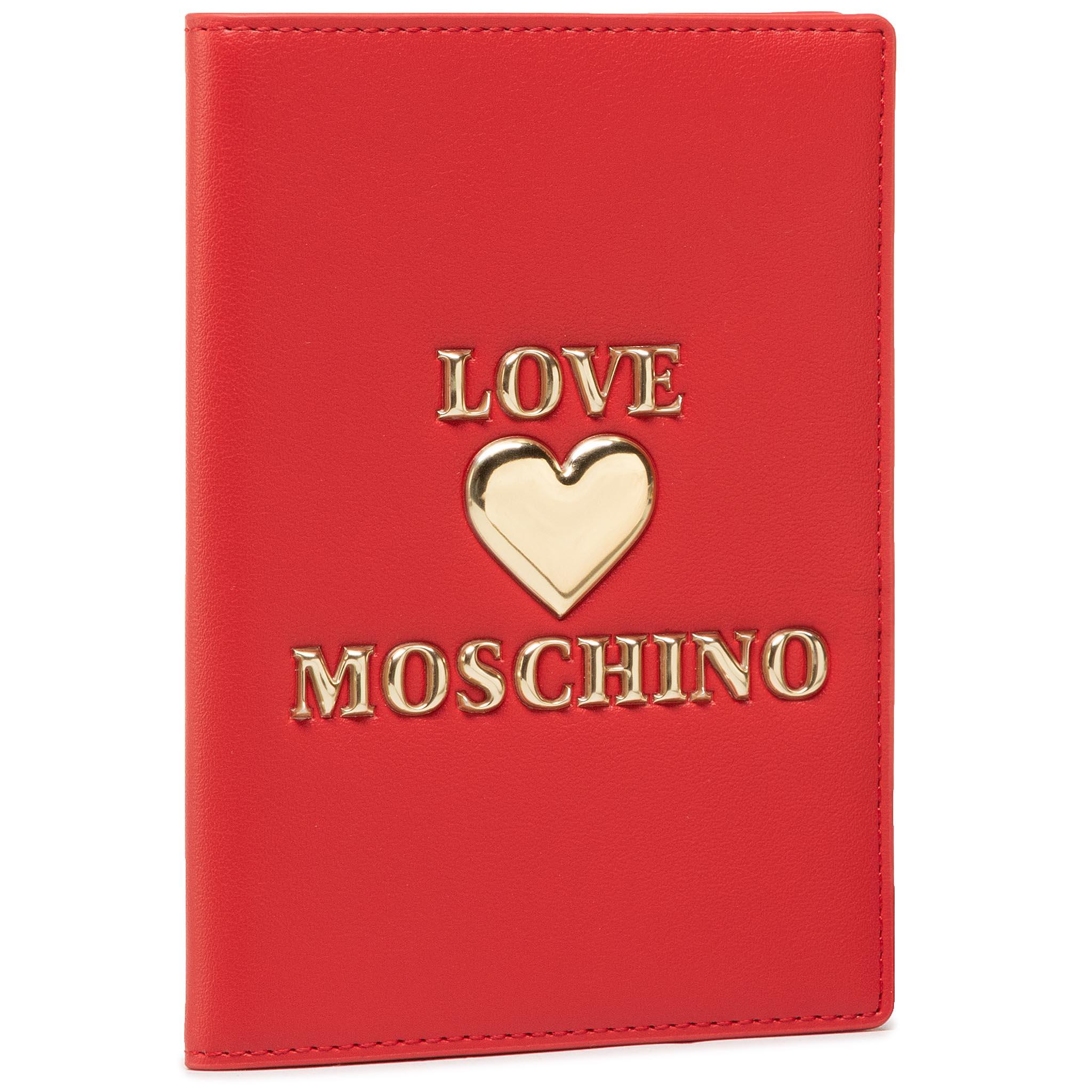 Image of Dokumentenetui LOVE MOSCHINO - JC5624PP1CLF0500 Rosso