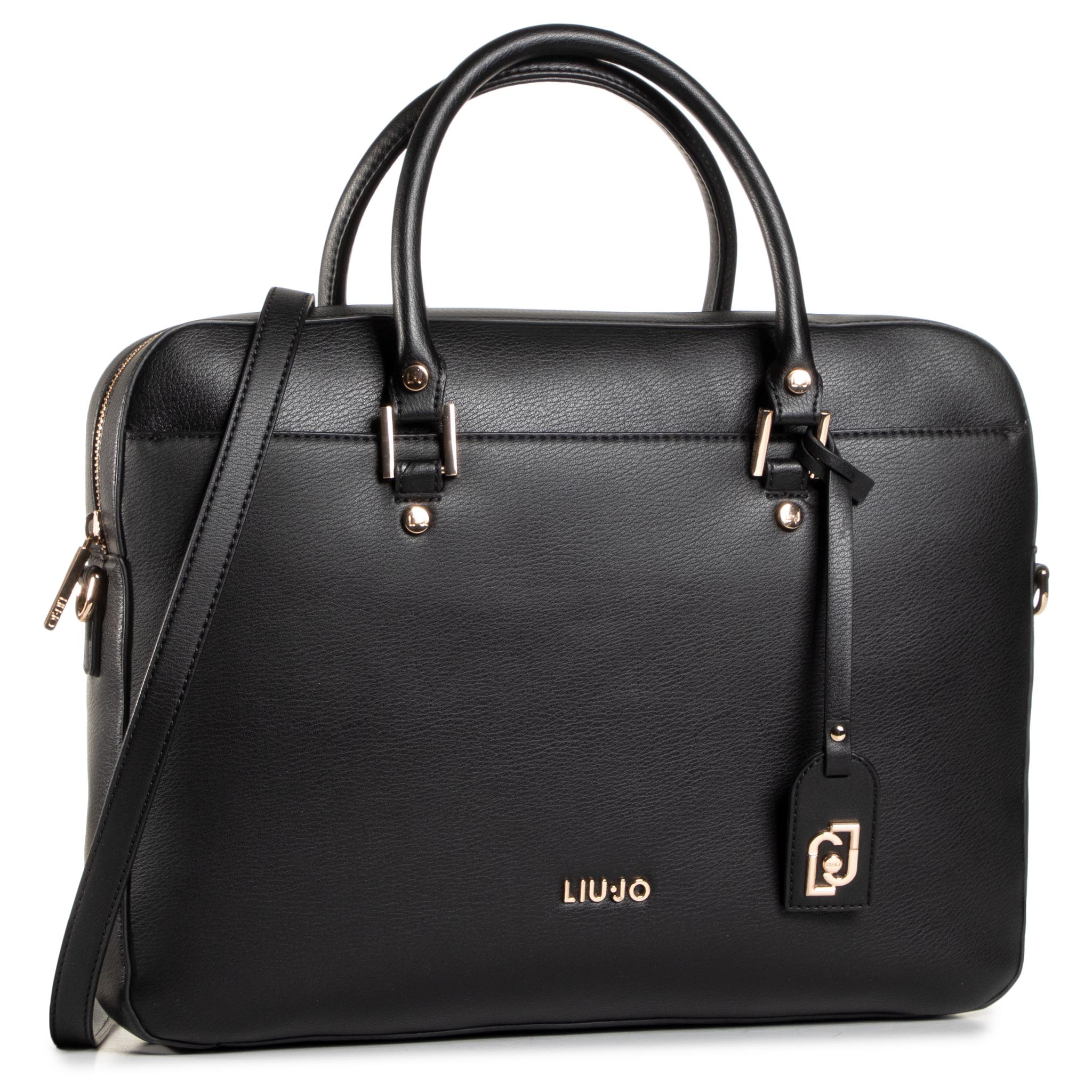 Image of Aktenmappe LIU JO - Briefcase AF0215 E0087 Nero 22222