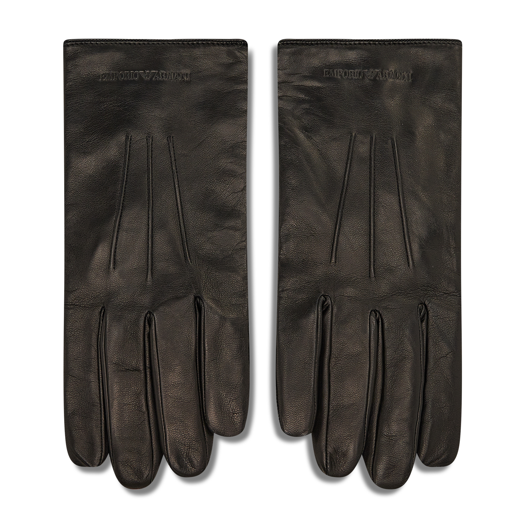 Image of Damenhandschuhe EMPORIO ARMANI - 624139 CC203 00020 Black