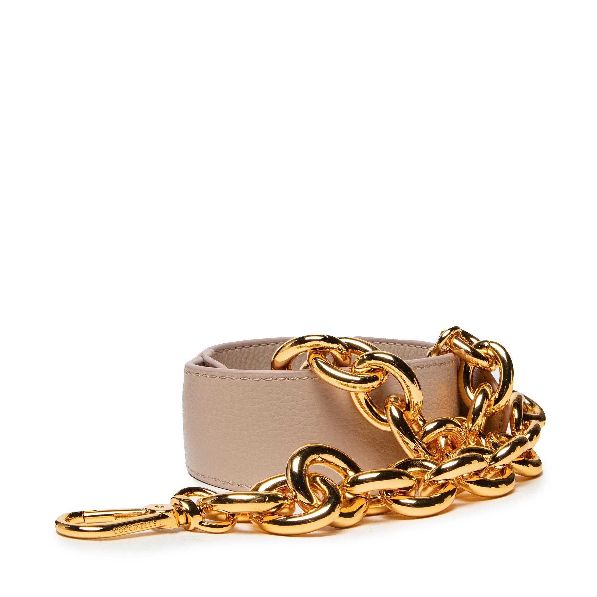 Image of austauschbarer Gürtel für die Tasche COCCINELLE - IZ6 Shoulder Strap E3 IZ6 68 49 01 Powder Pink N80