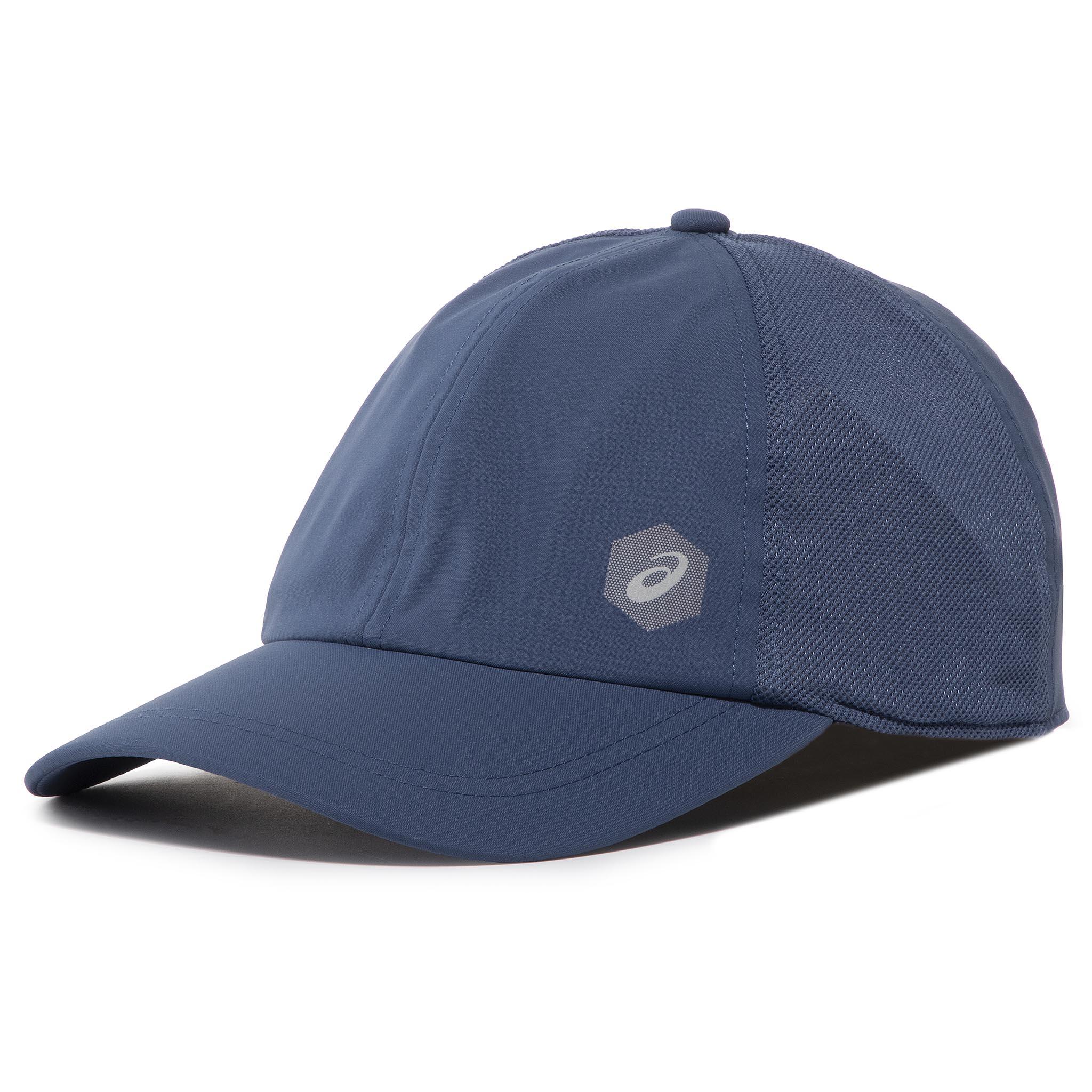 Image of Cap ASICS - Essential Cap 155007 Dark Blue 0793