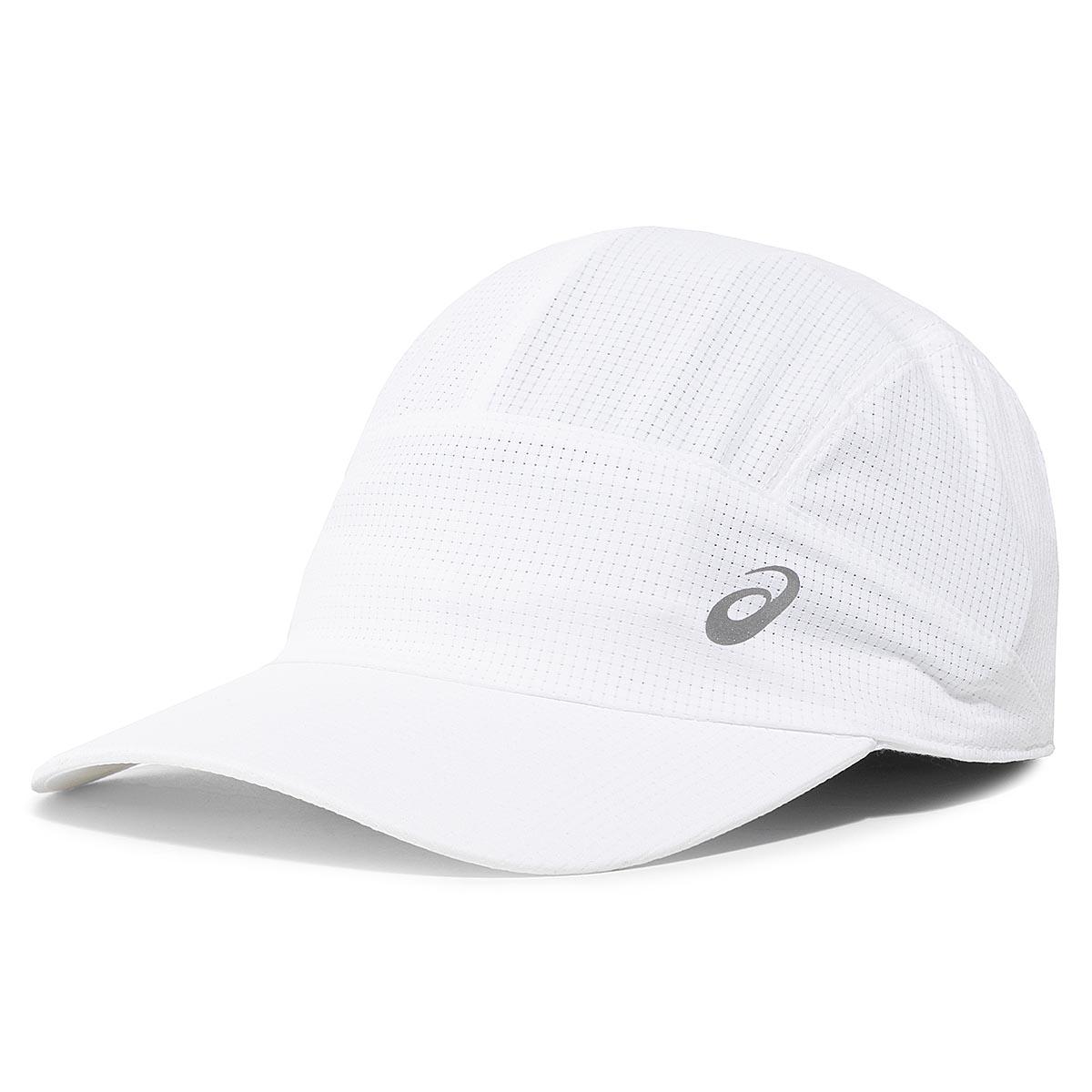 Image of Cap ASICS - Lightweight Running Cap 3013A150 Brilliant White 113