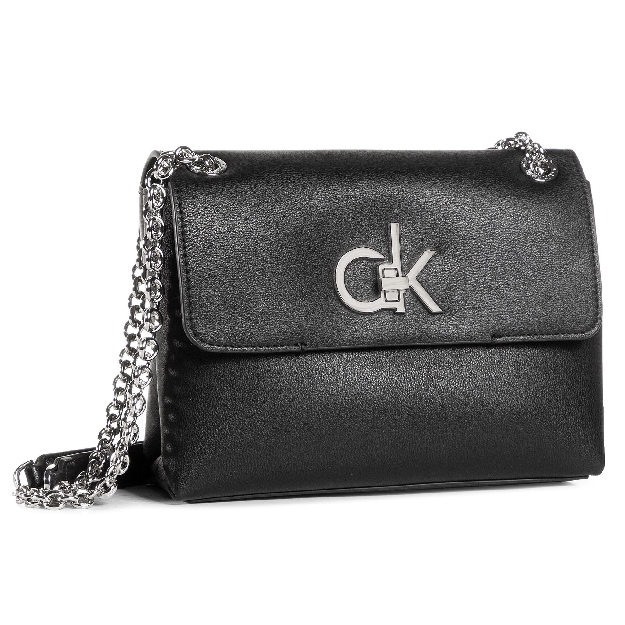 Image of Handtasche CALVIN KLEIN - Ew Conv Flap Crossbody Md K60K606675 BAX